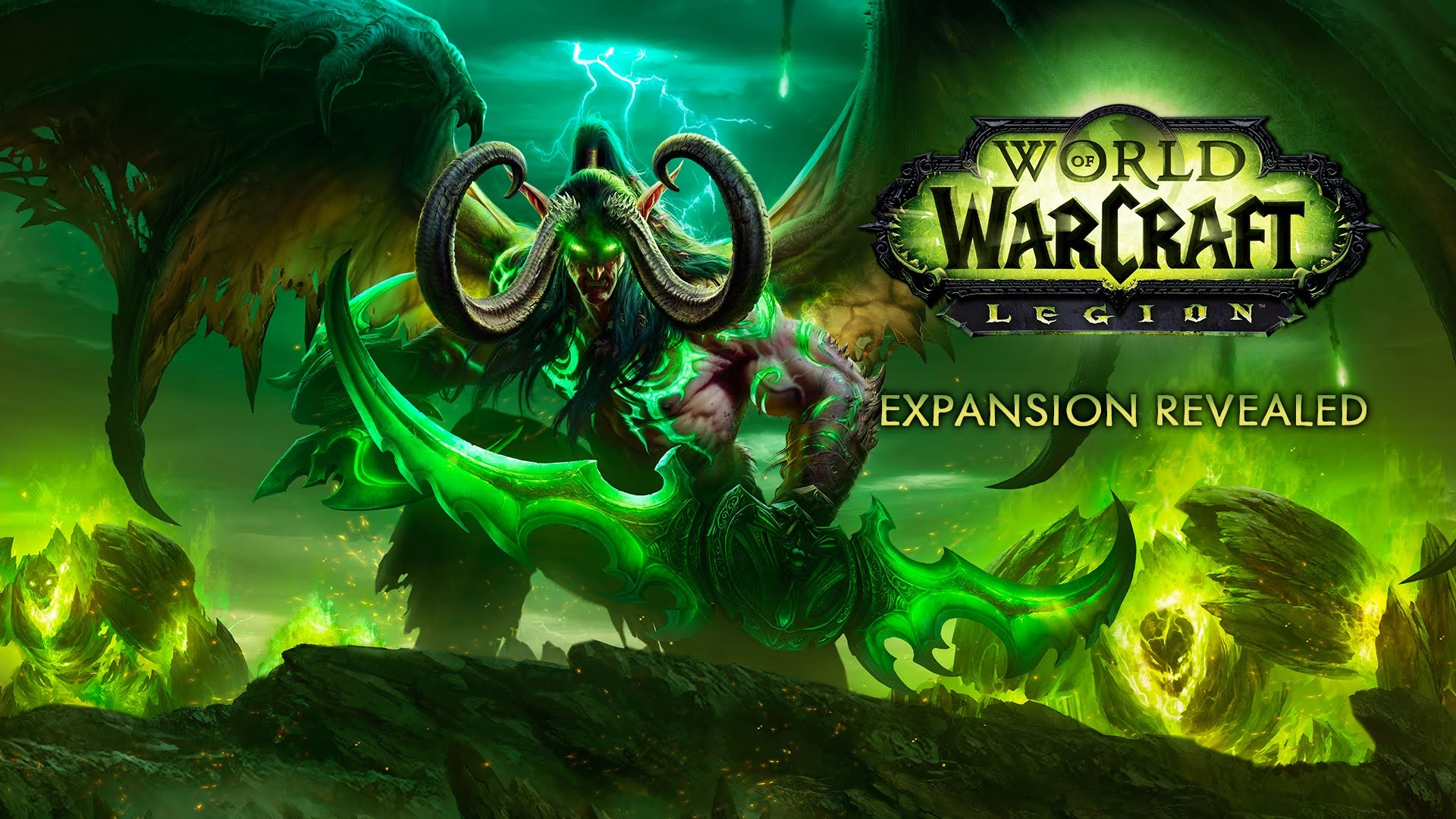 Res: 1920x1080, World of Warcraft Legion ? Feature Overview YouTube - HD Wallpapers