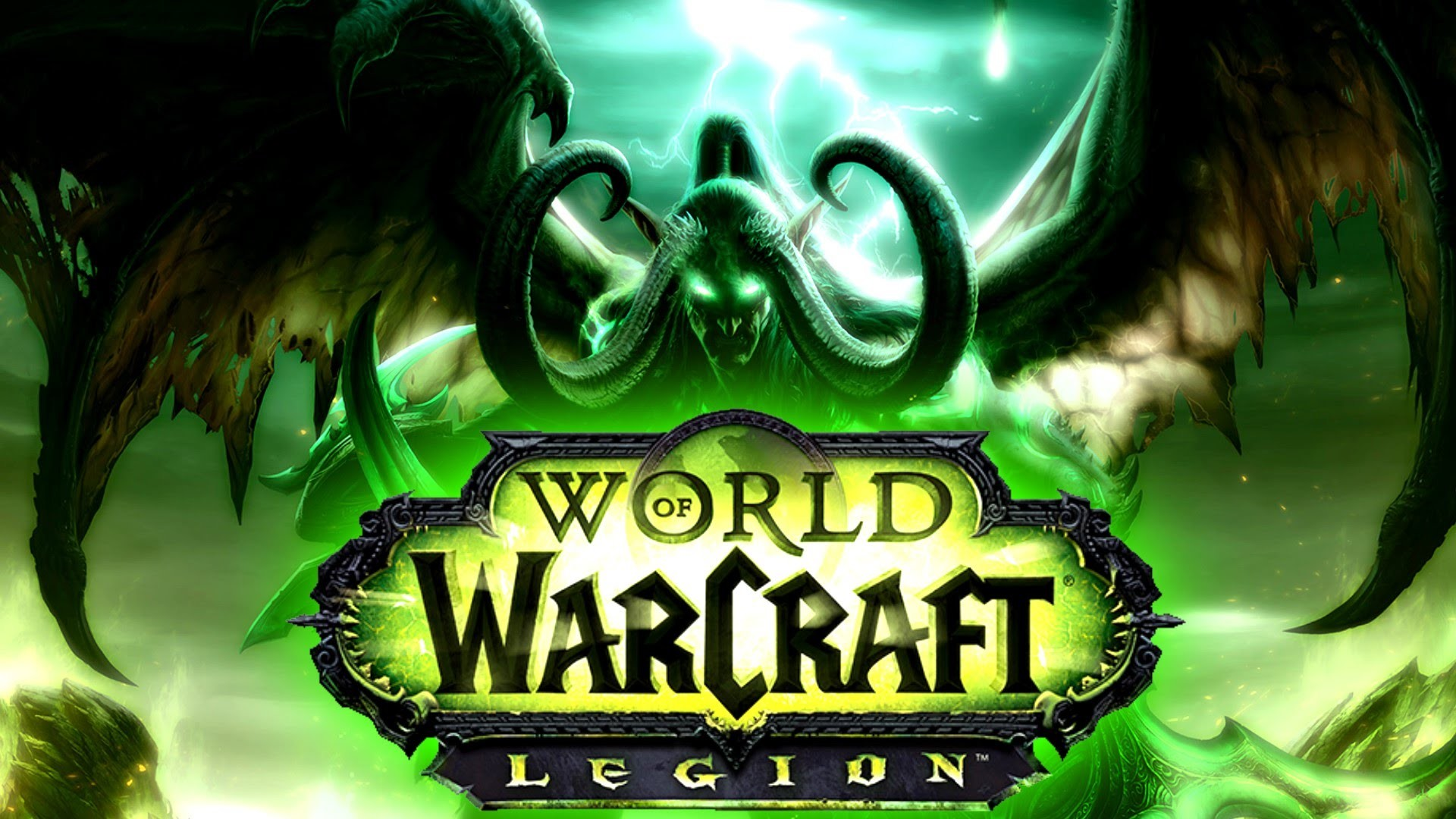 Res: 1920x1080, World of Warcraft: Legion Wallpapers
