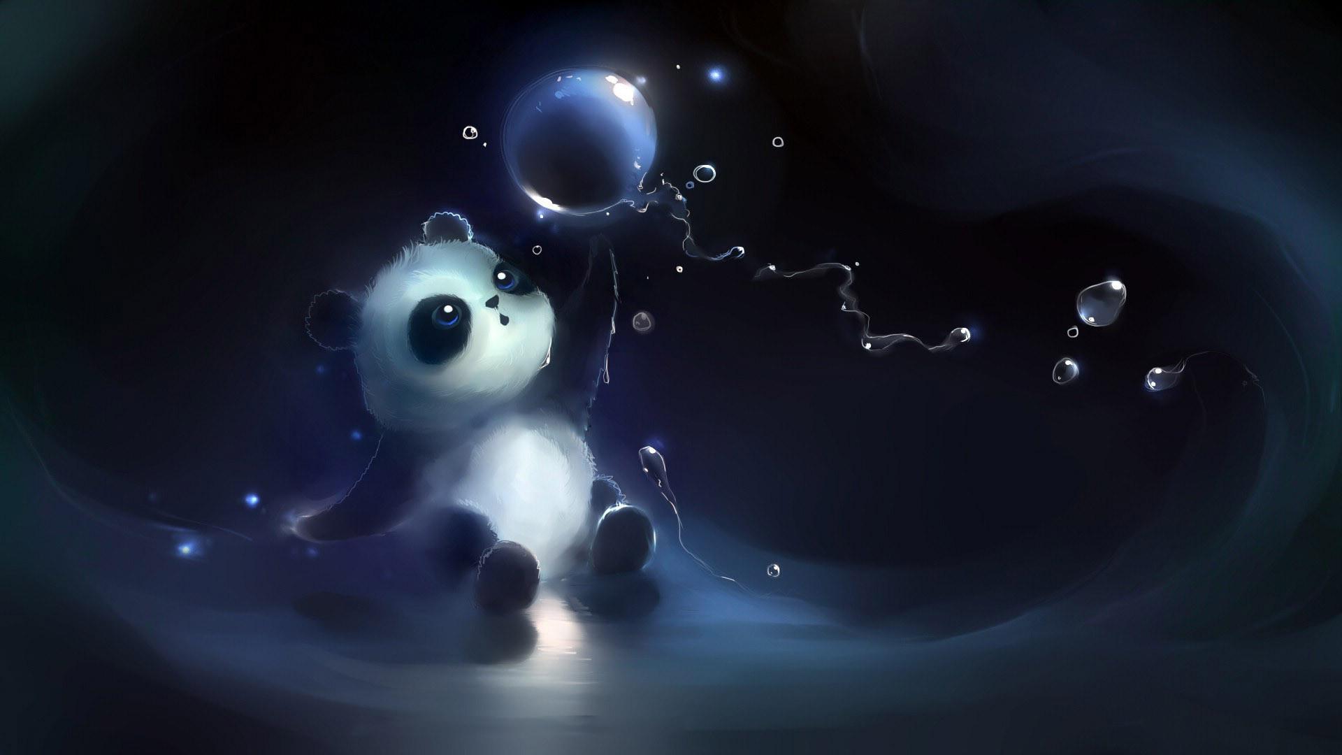Res: 1920x1080, ... Cartoon Panda Wallpaper Full size