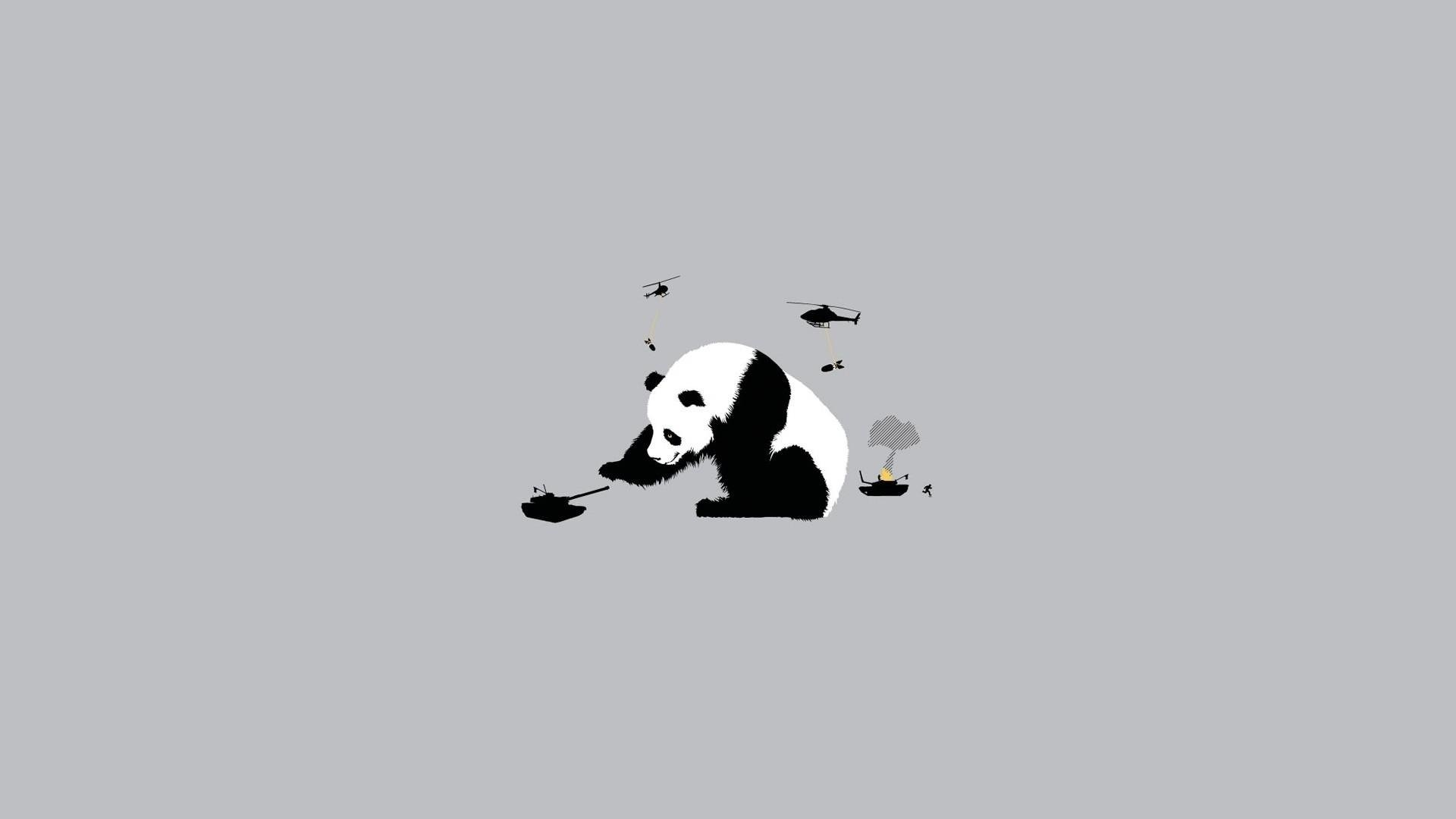 Res: 1920x1080, Curves 362723; panda war