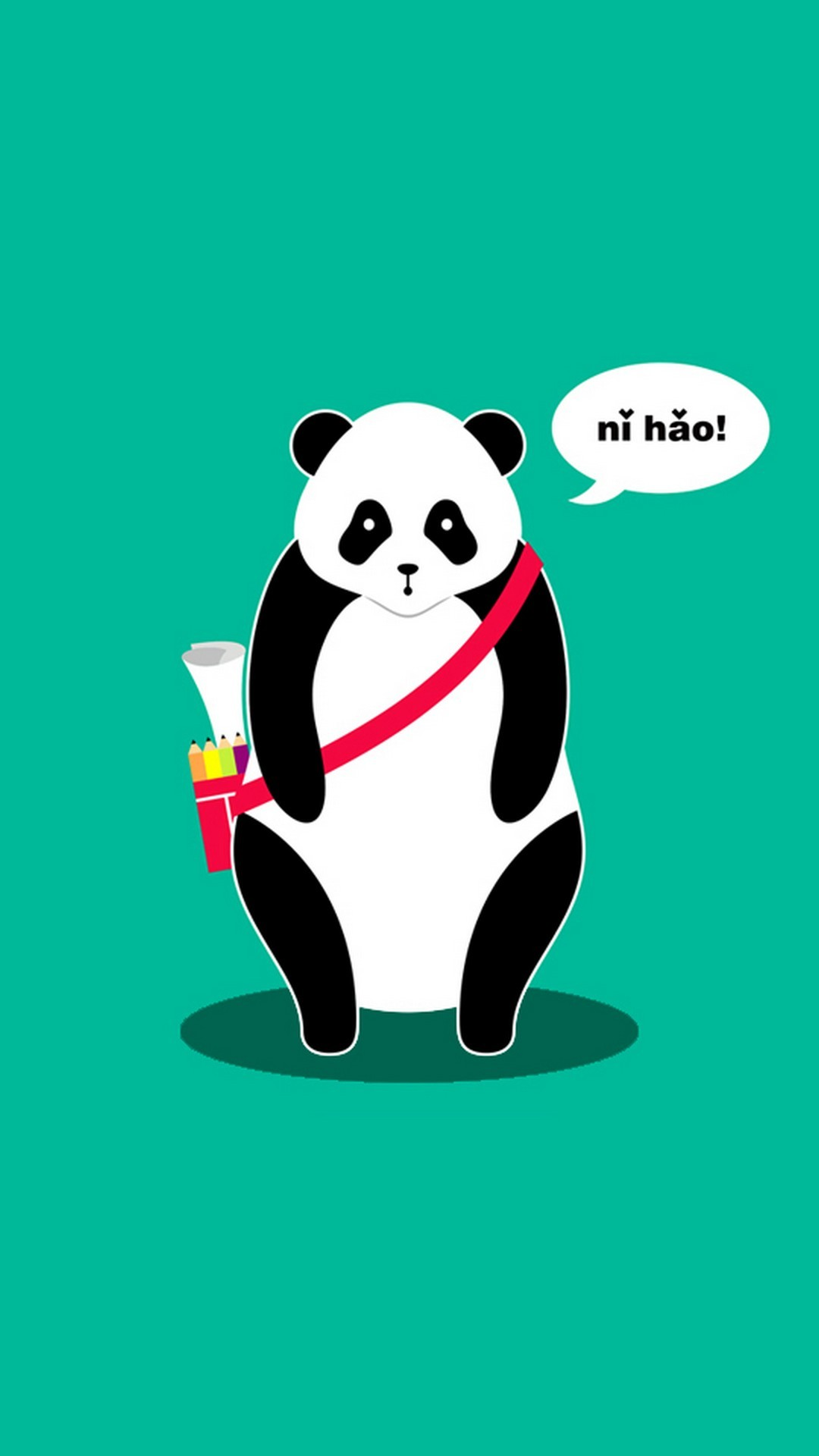 Res: 1080x1920, iPhone Wallpaper Hello Panda resolution