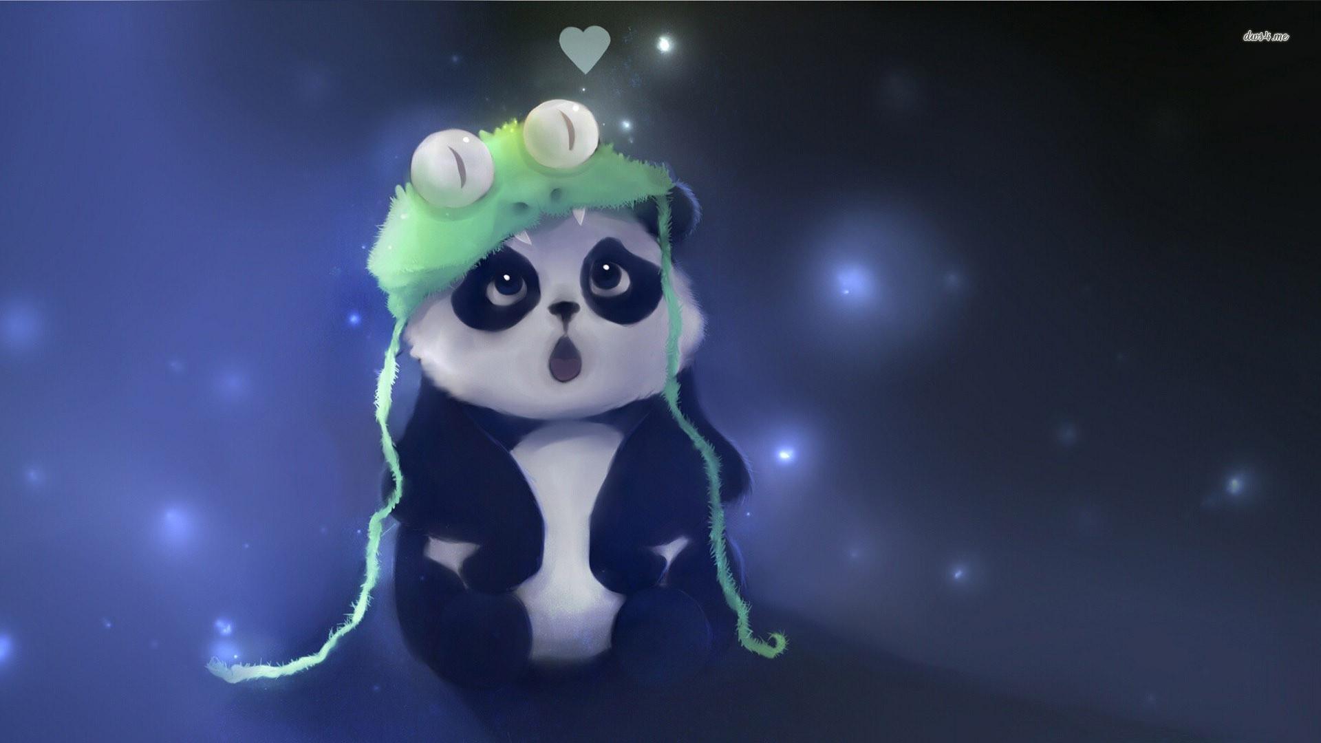 Res: 1920x1080, Fantastic Panda Wallpaper te Panda Wallpaper HD Resolution Anime Kawaii  Iphone Tumblr s Cute