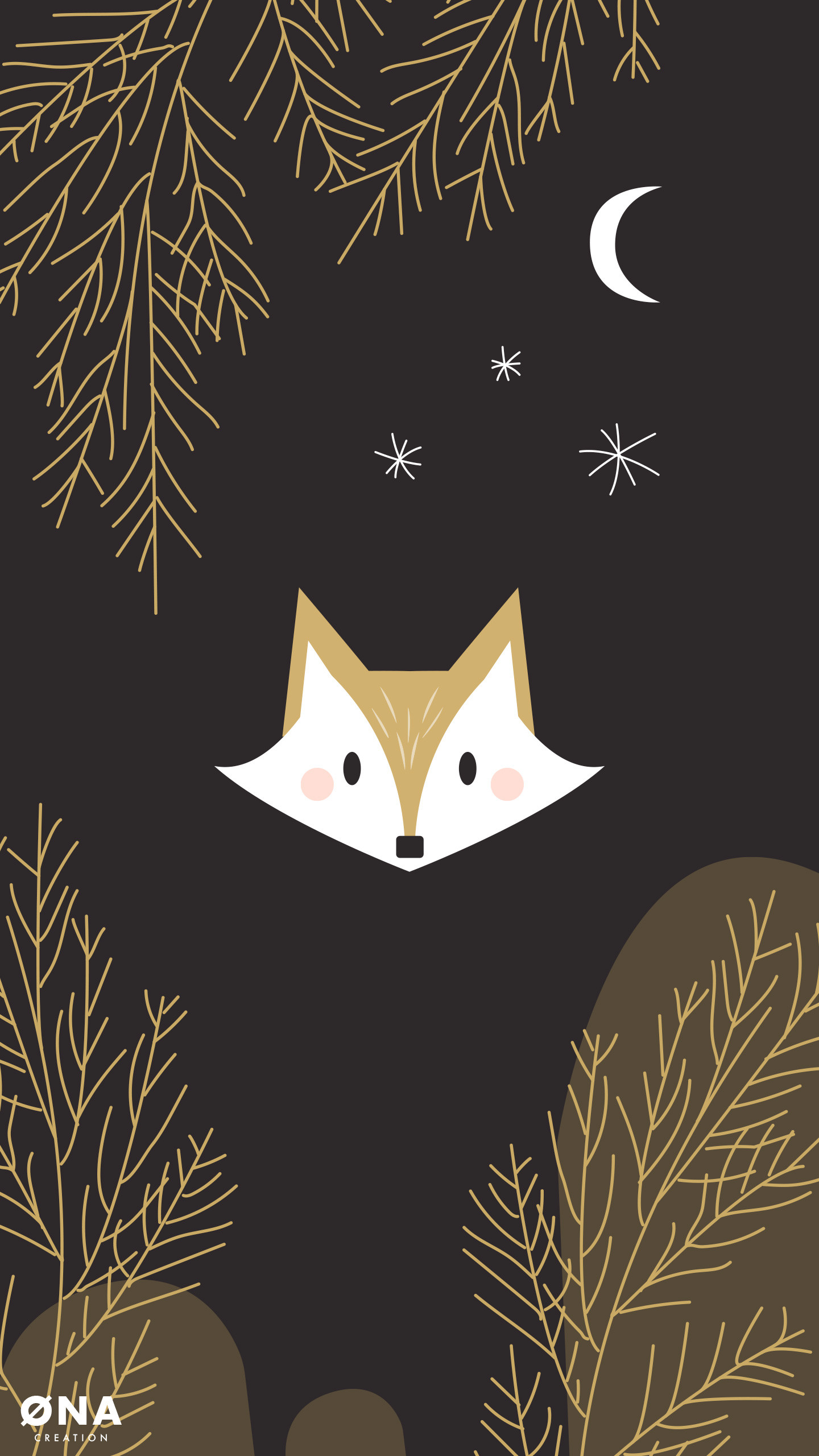 Res: 1440x2560, Woodland animals wallpapers for your mobile phone
