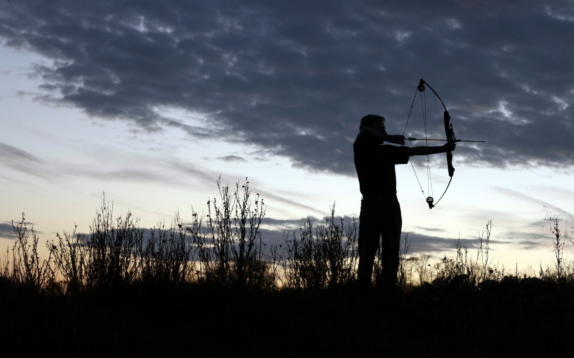 Res: 1920x1200, BOW HUNTING archery archer bow arrow hunting weapon wallpaper |  |  420227 | WallpaperUP