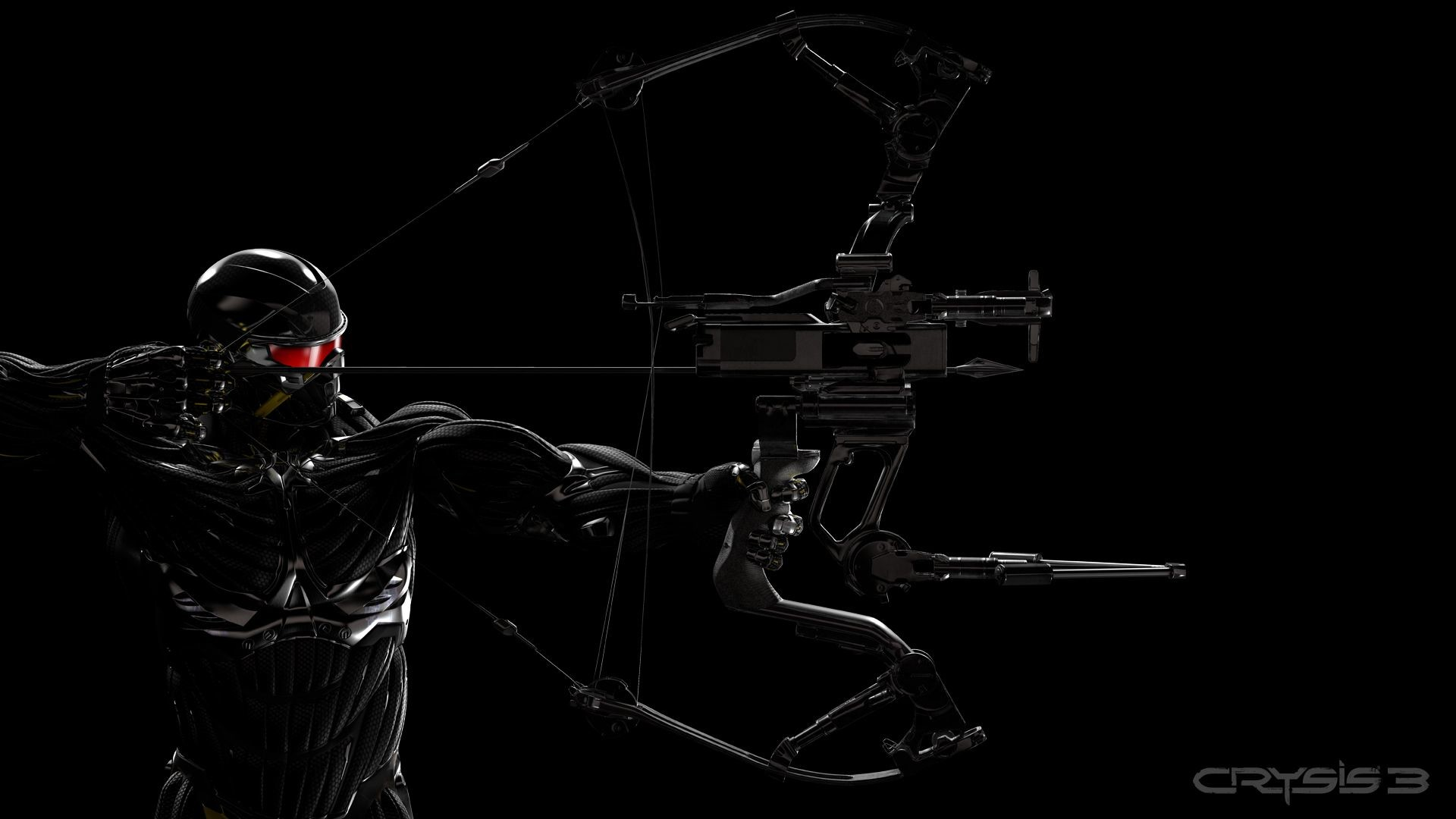 Res: 1920x1080, Ultra HD crysis 3 bow | Archery | Pinterest | Archery, Wallpaper and  Sketches