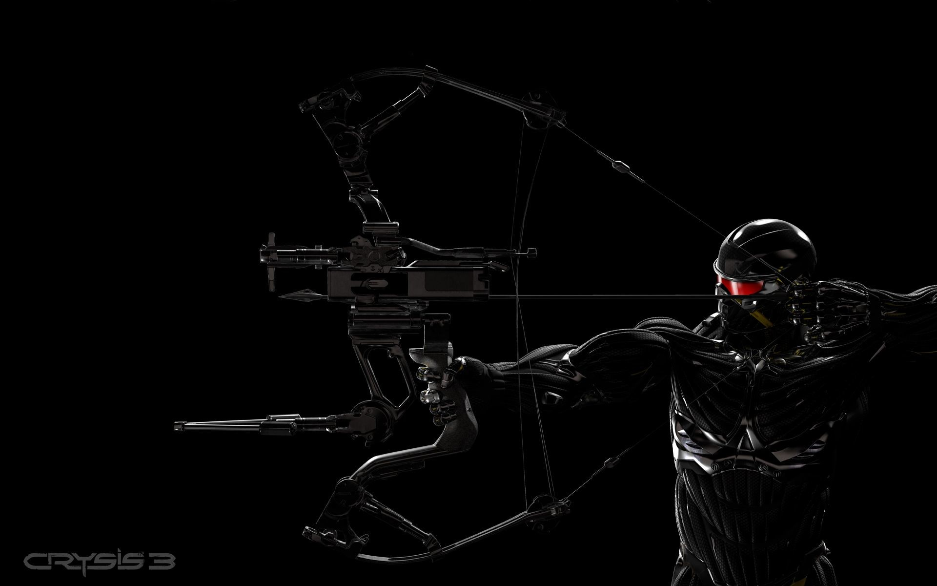 Res: 1920x1200, Crysis 3 bow