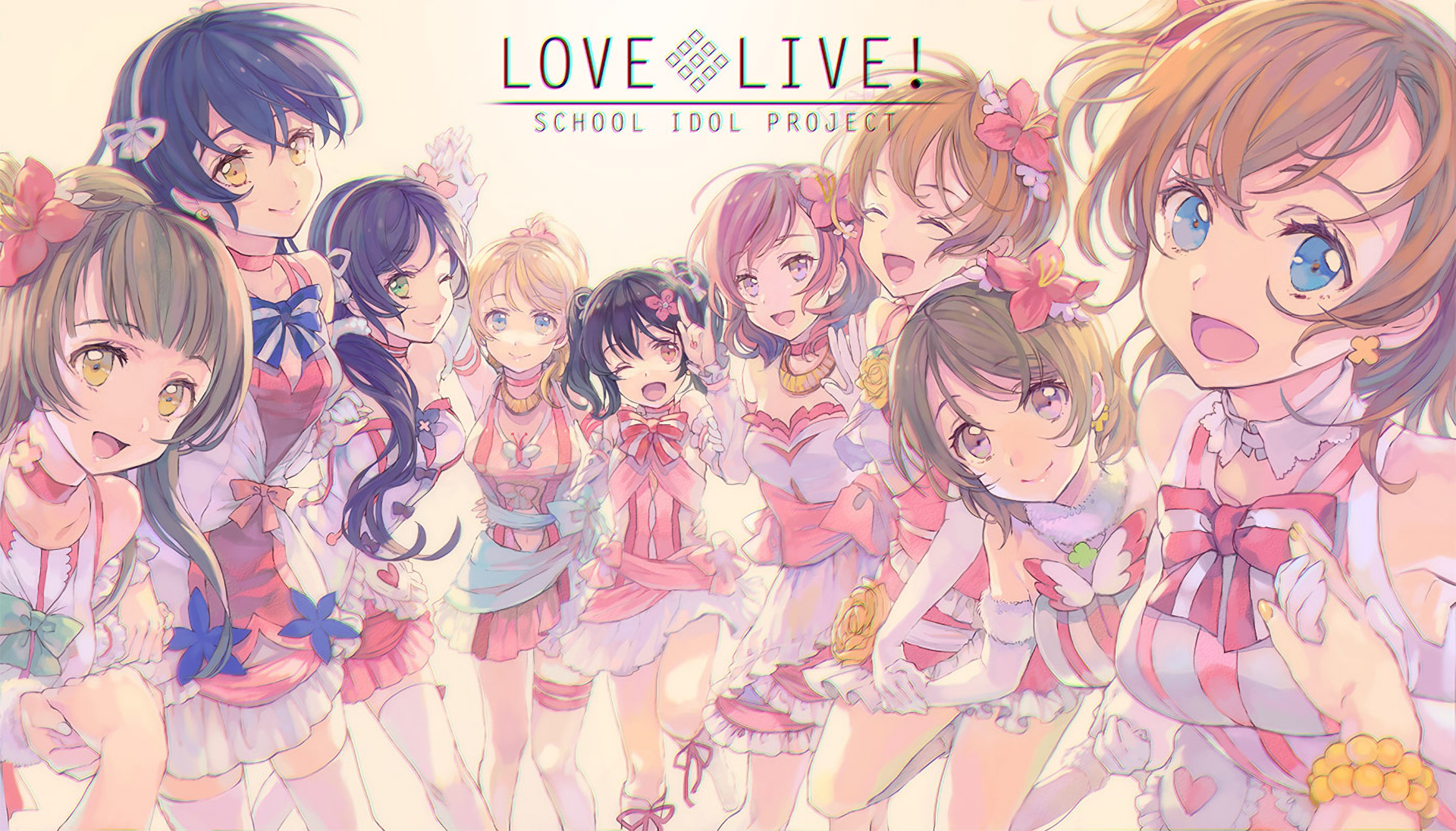 Res: 1920x1097, HD Wallpaper | Background Image ID:707187.  Anime Love Live!
