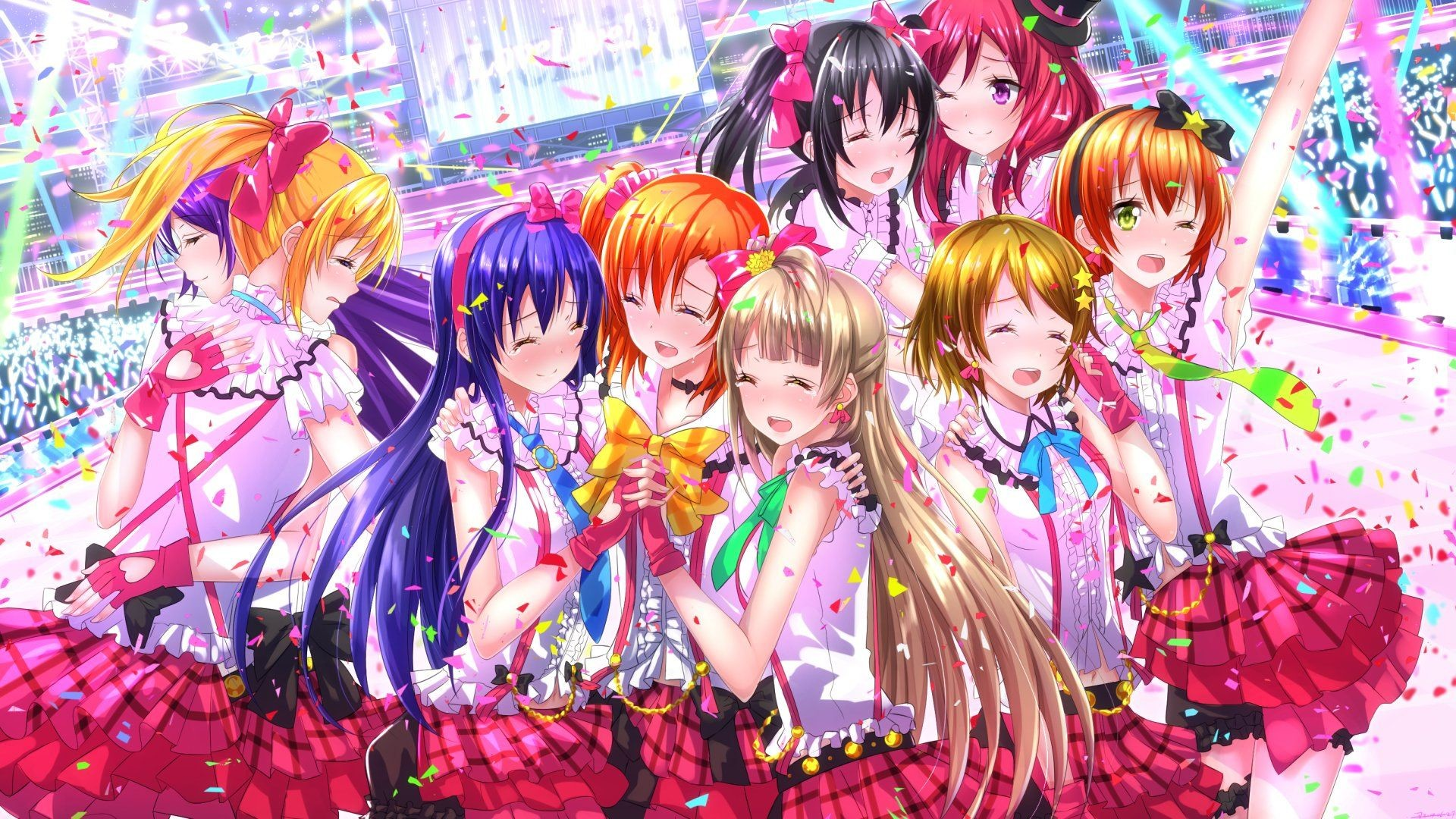Res: 1920x1080, Love Live Wallpaper Page 1920×1080 Love Live Wallpapers (31 Wallpapers) |  Adorable Wallpapers