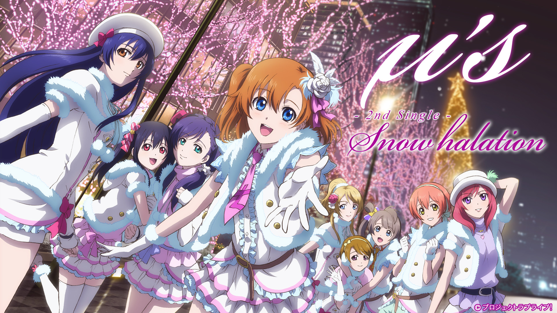 Res: 1920x1080, Love Live! Wallpapers 20 - 1920 X 1080