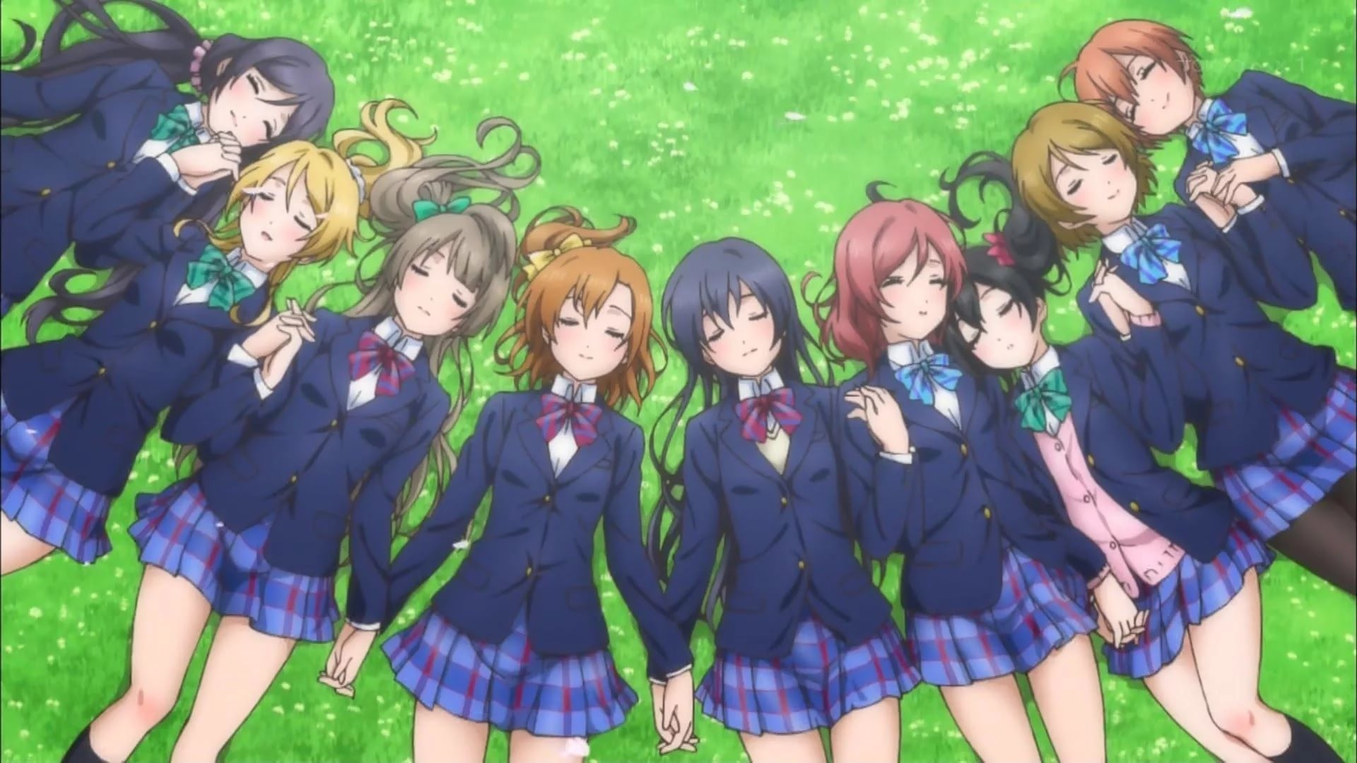 Res: 1920x1080, ... Love Live Computer Backgrounds ...