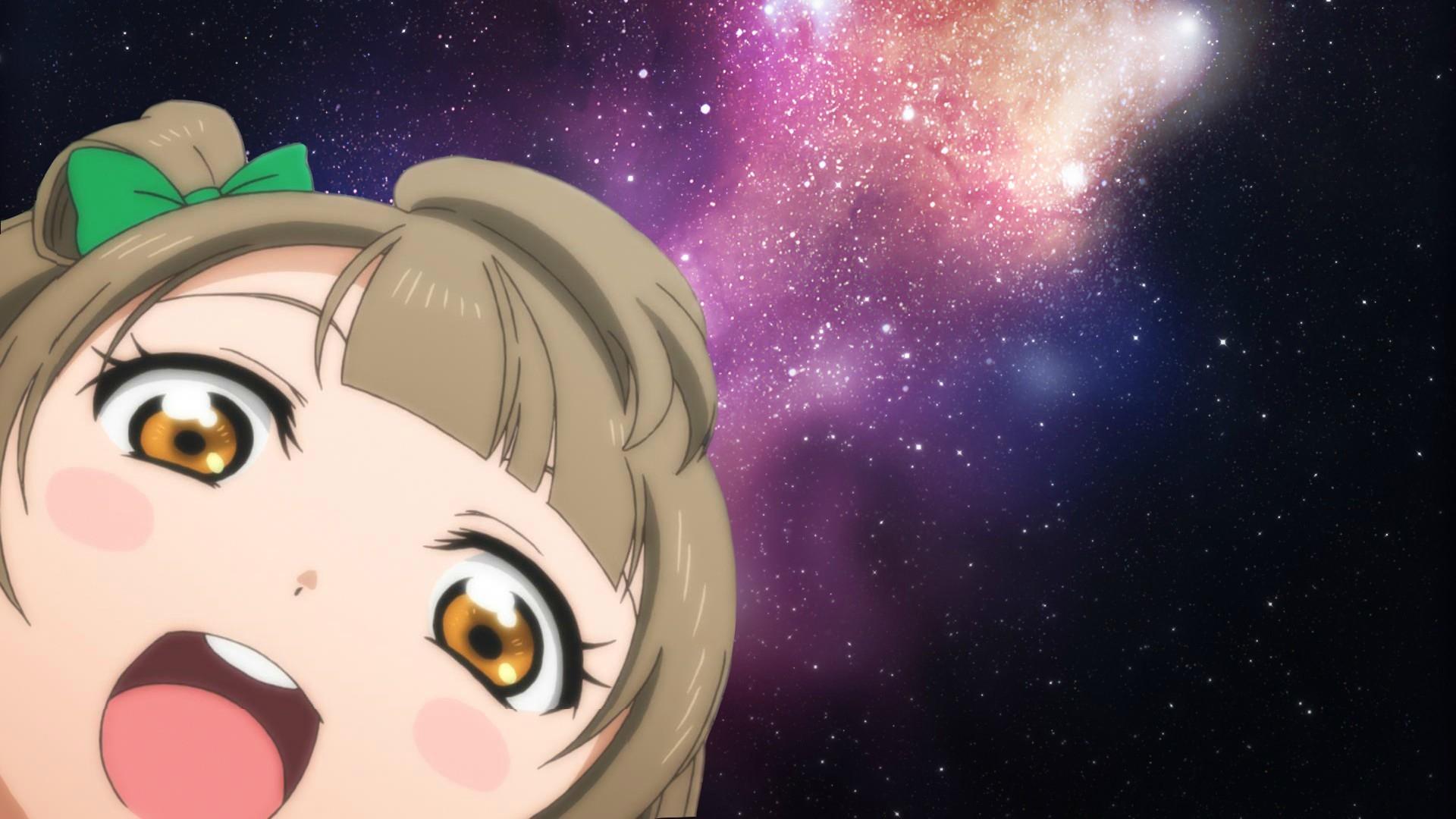 Res: 1920x1080, Love Live! School Idol Festival Umi Sonoda anime human hair color sky  cartoon snapshot computer