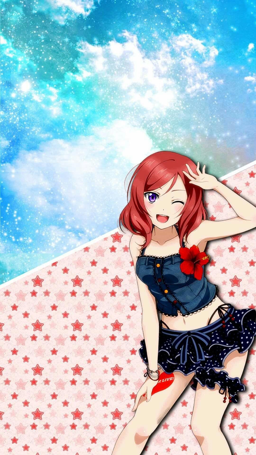 Res: 1080x1920, Nishikino maki | Love Live School Idol Project