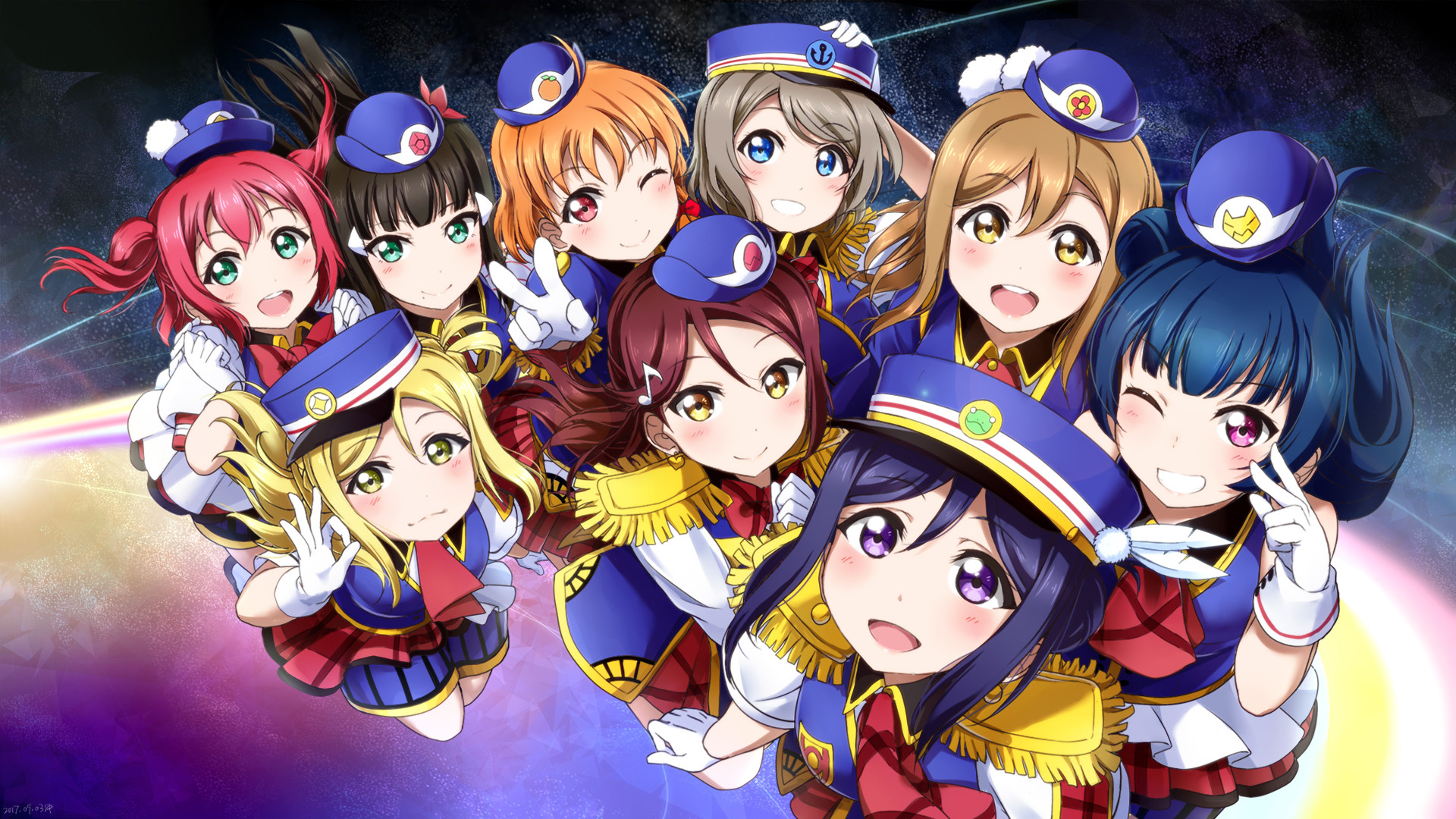 Res: 1920x1080, Love Live! Sunshine!! Wallpapers