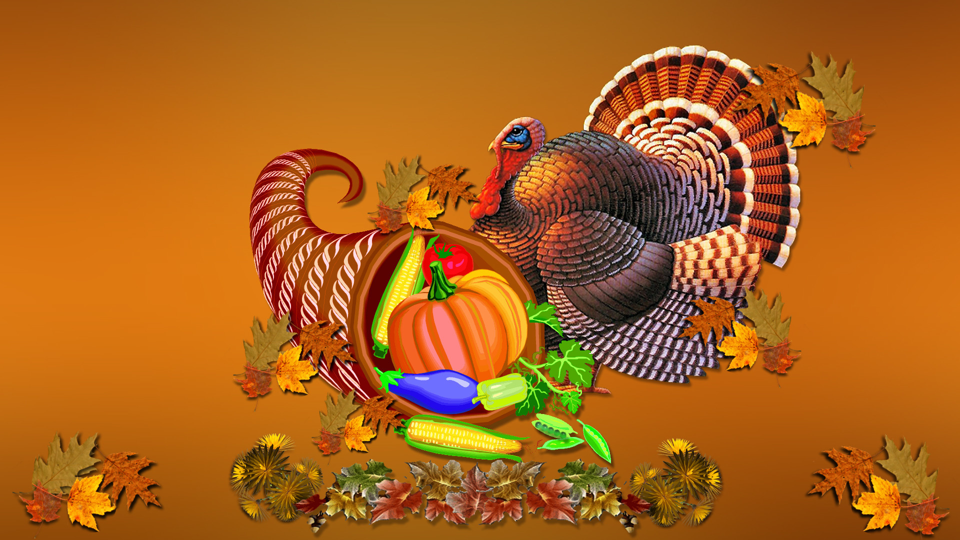 Res: 1920x1080, Thanksgiving Wallpapers 11 - 1920 X 1080