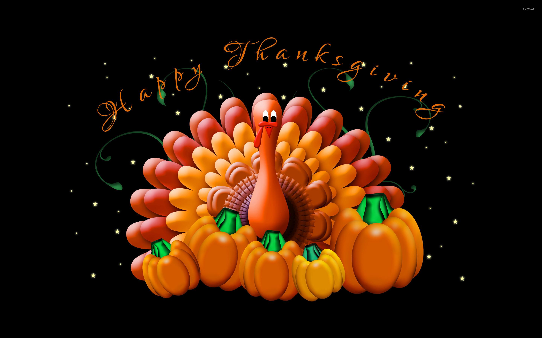 Res: 2880x1800, Happy Thanksgiving wallpaper
