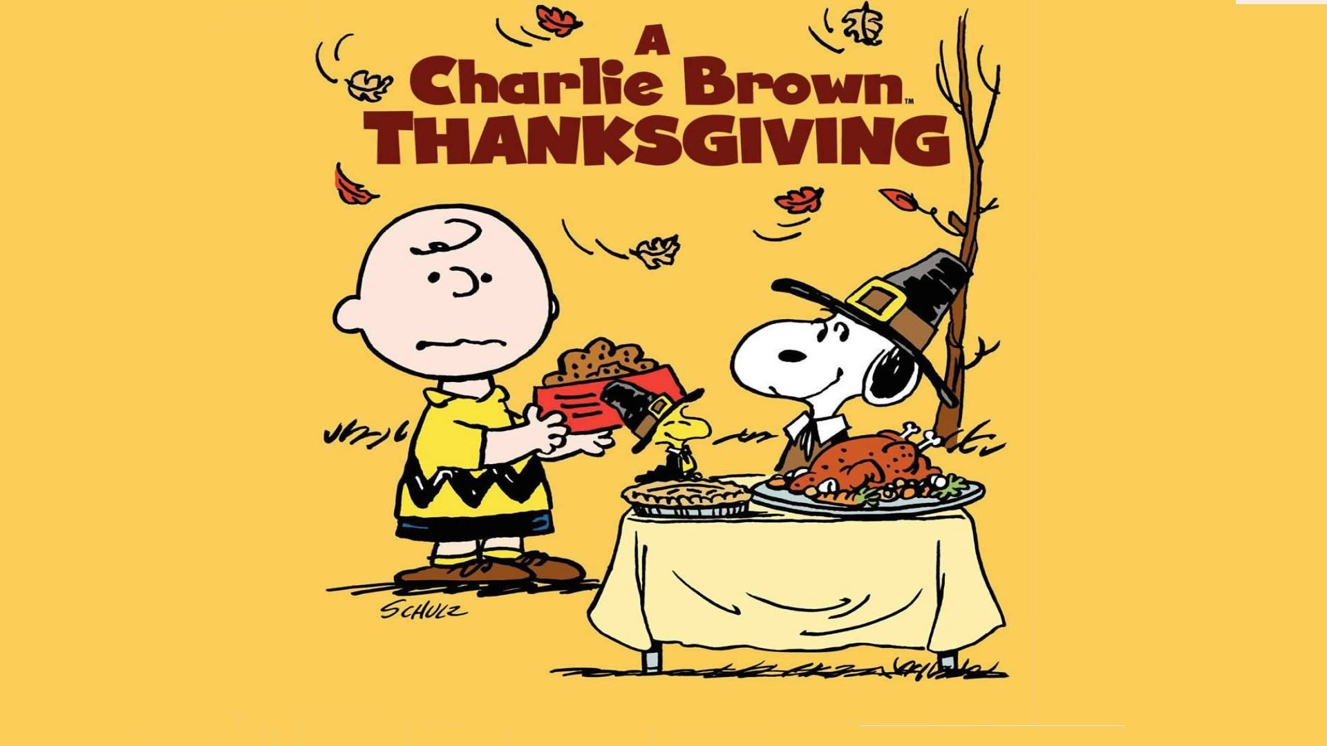 Res: 1920x1080, Charlie Brown Thanksgiving Wallpaper