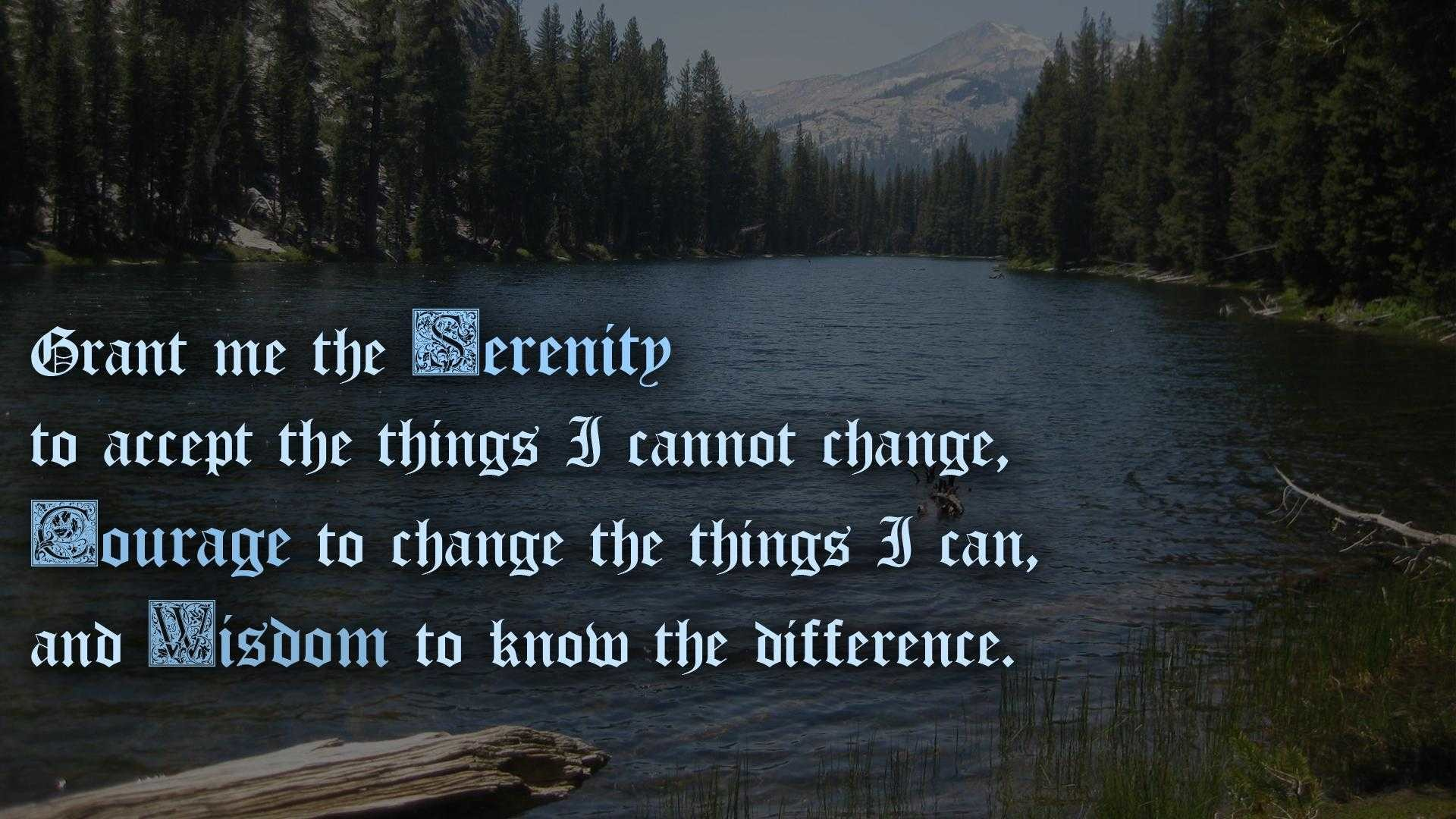 Res: 1920x1080, 4k Desktop For Serenity Prayer Backgrounds Wallpaper Hd Pics Pc