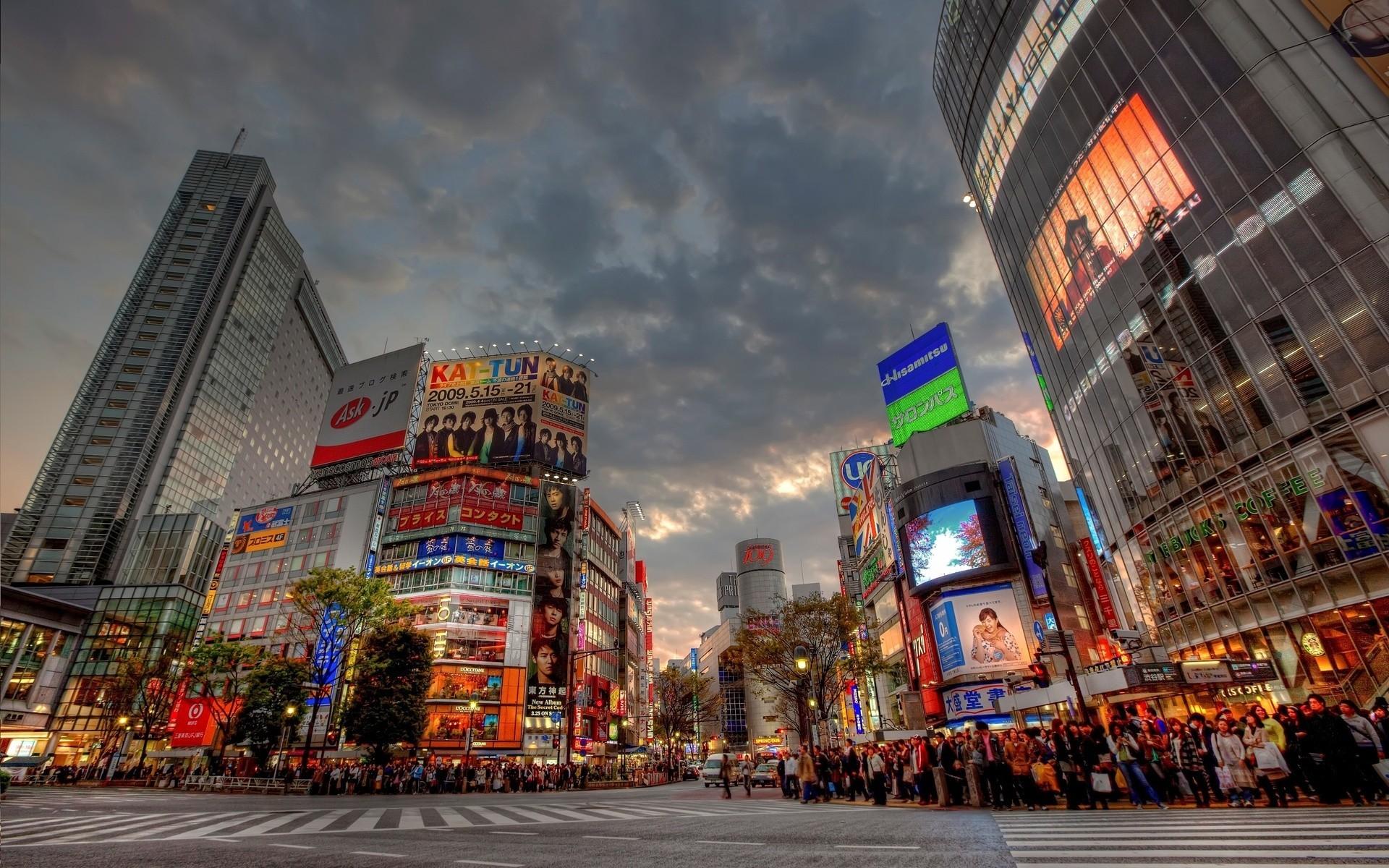 Res: 1920x1200, Japan City