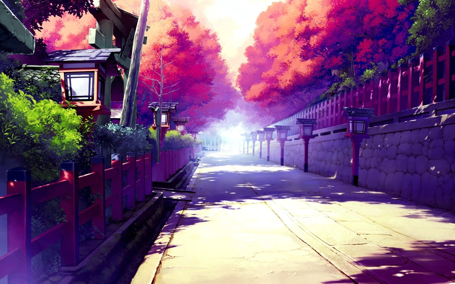 Res: 1920x1200, Best of Animated Japanese Desktop Wallpaper Free - Japan anime backgrounds