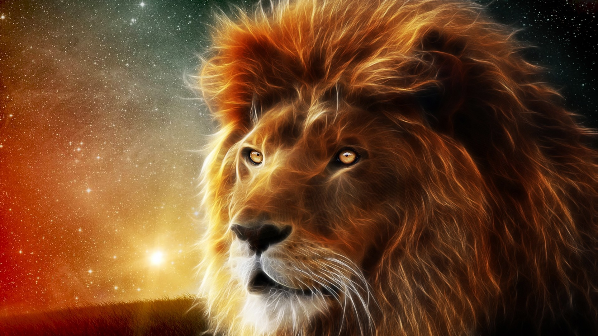 Res: 1920x1080, Get the latest lion, face, mane news, pictures and videos and learn all  about lion, face, mane from wallpapers4u.org, your wallpaper news source.