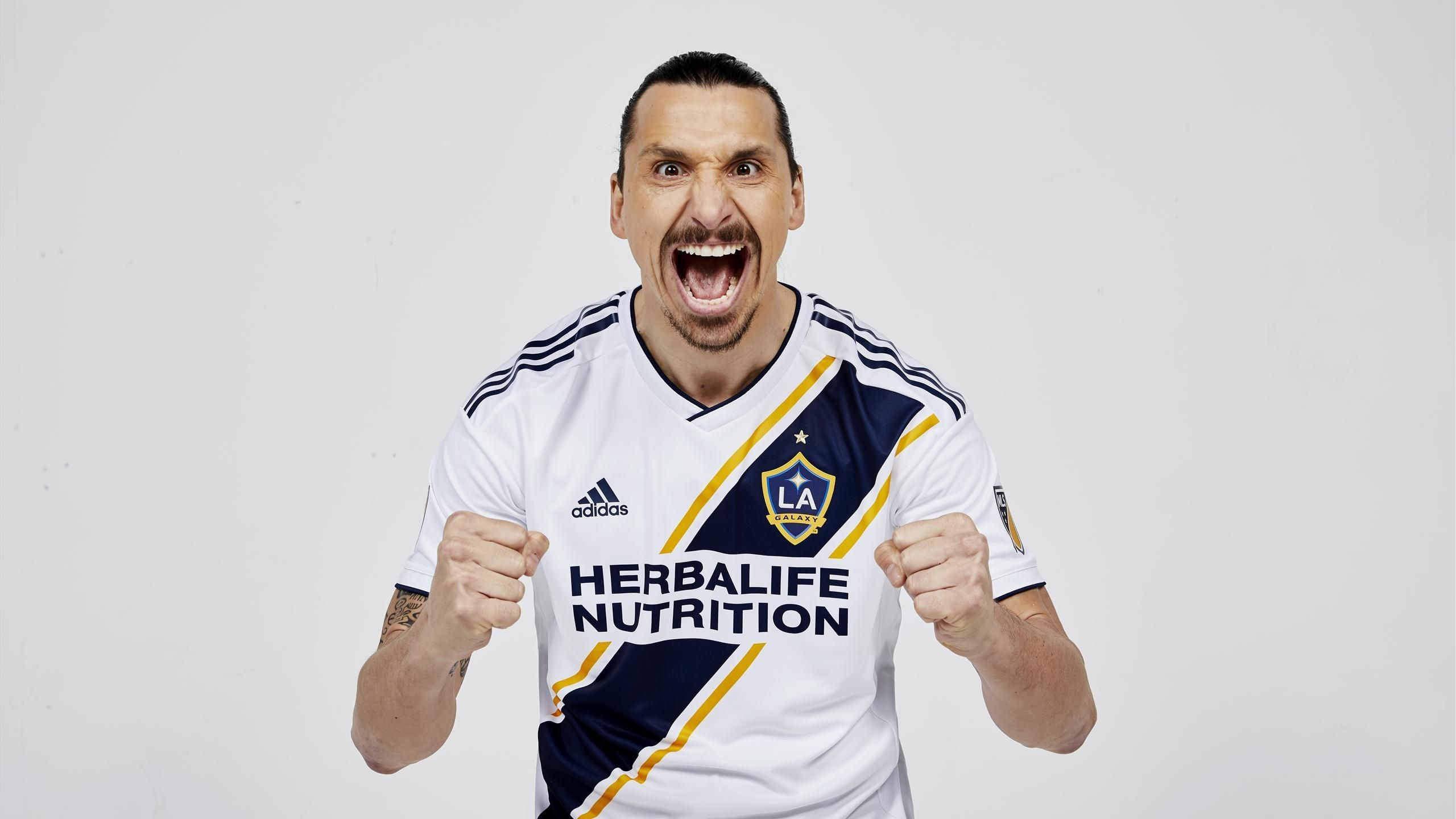 Res: 2560x1440, Zlatan Ibrahimovic - Player Profile - Football - Eurosport Australia