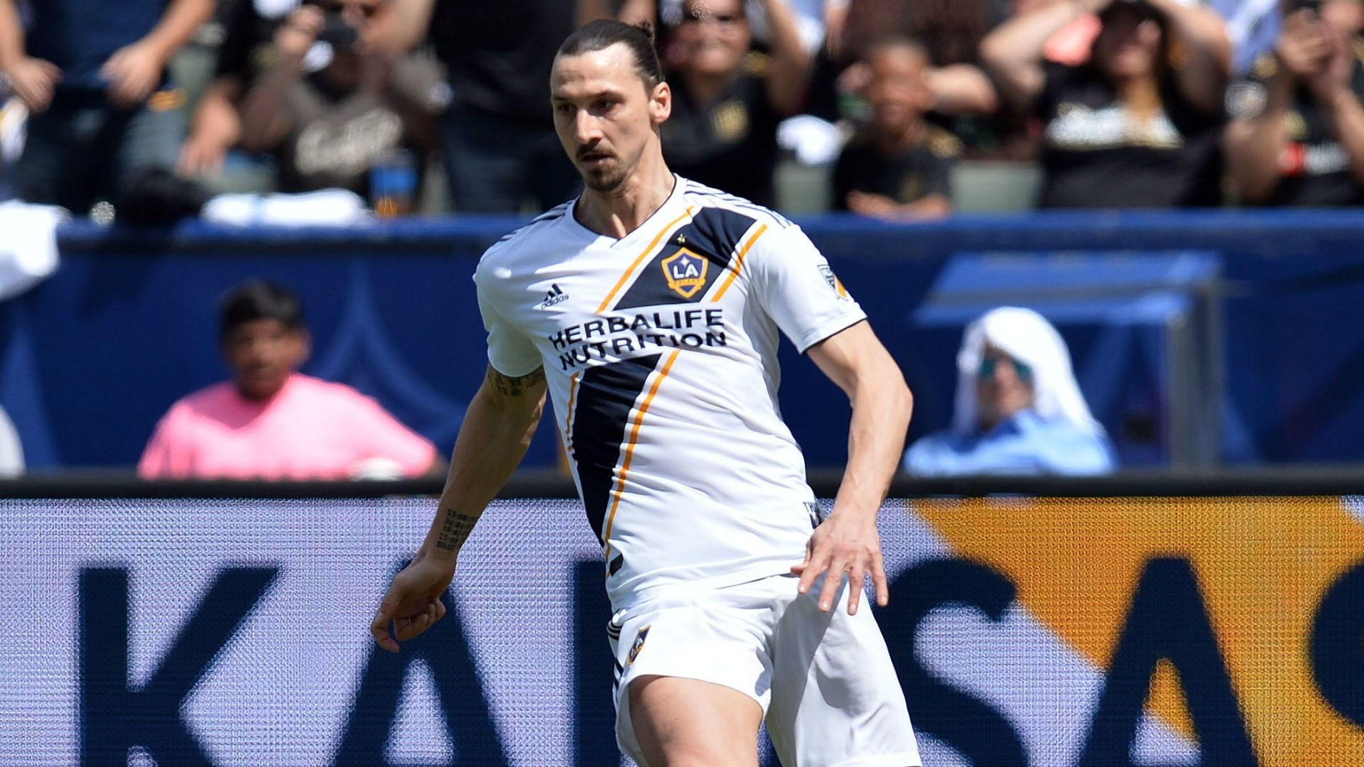 Res: 1920x1080, Zlatan Ibrahimovic: MLS just became MLZ - Raiola hails striker .