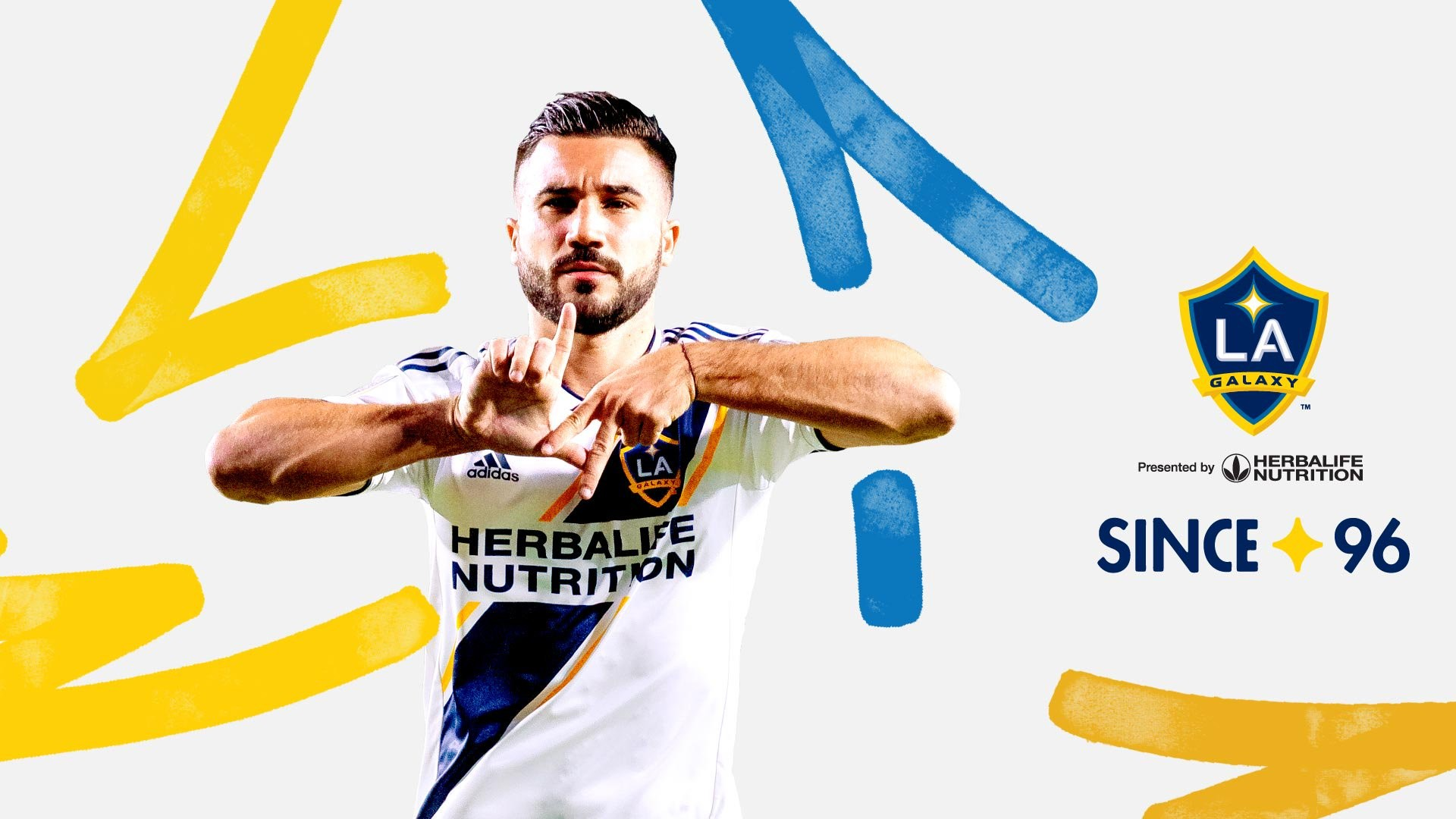 "Res: 1920x1080, LA Galaxy on Twitter: ""A new kit for a new season. #Since96:  https://t.co/8CRmOKMjzL… """