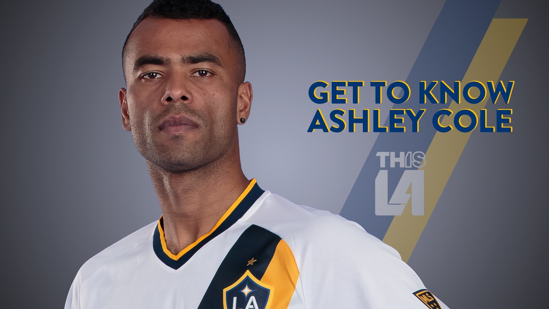 Res: 1920x1080, What was Ashley Cole's worst job? | GET TO KNOW. LA Galaxy