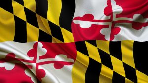 Maryland Flag wallpapers