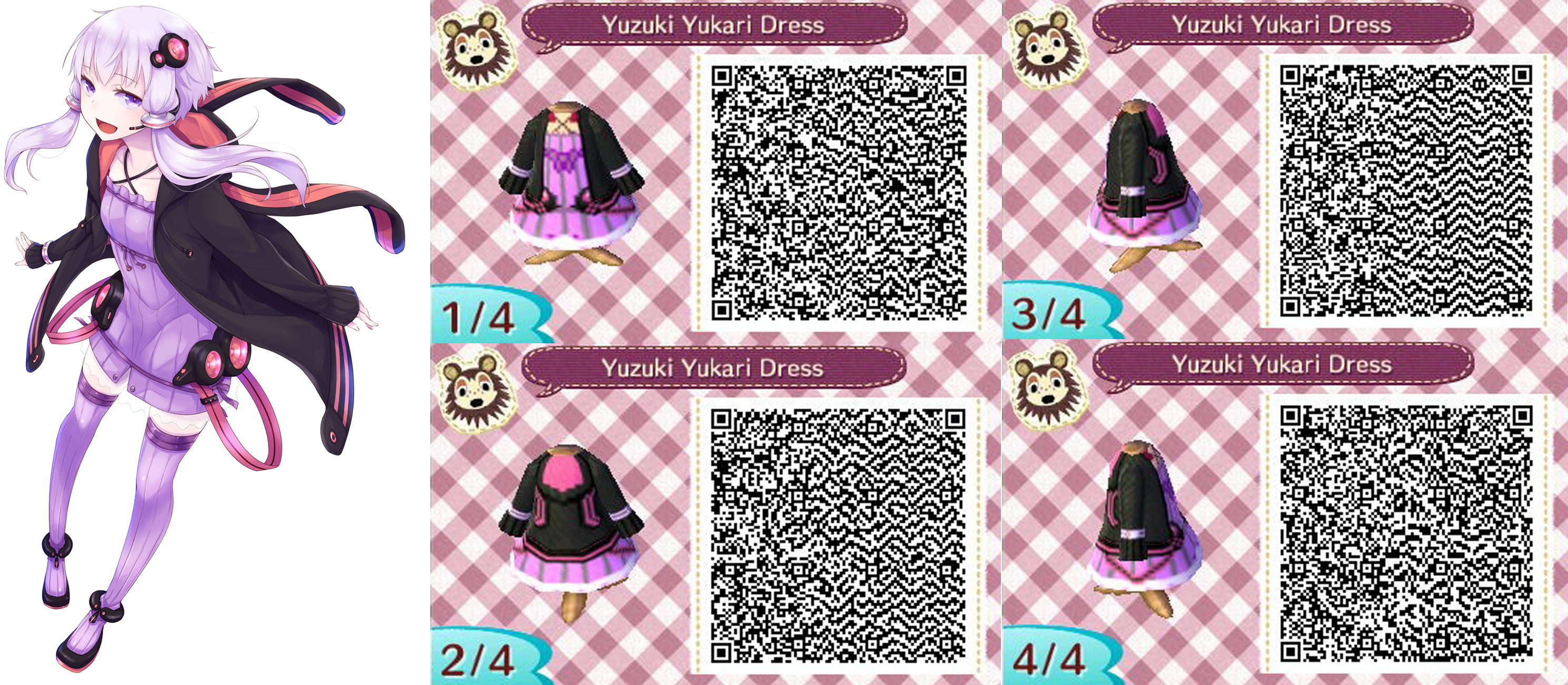 Res: 2978x1301, Blue dotted wallpaper and Panda painting   ACNL Patterns, Paths and  Pictures   Pinterest