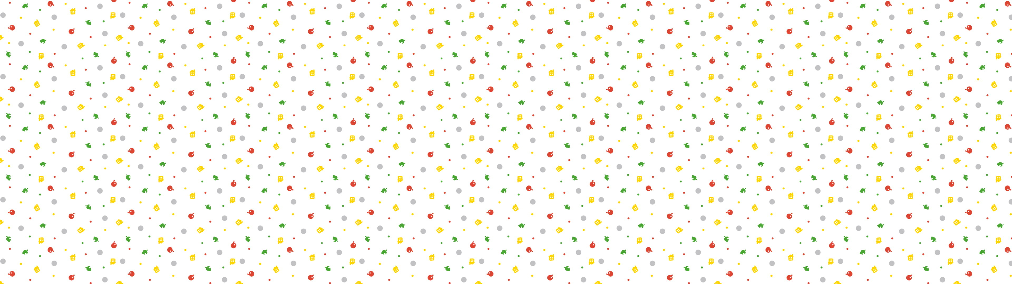 Res: 3840x1080, white, red, and yellow digital wallpaper HD wallpaper