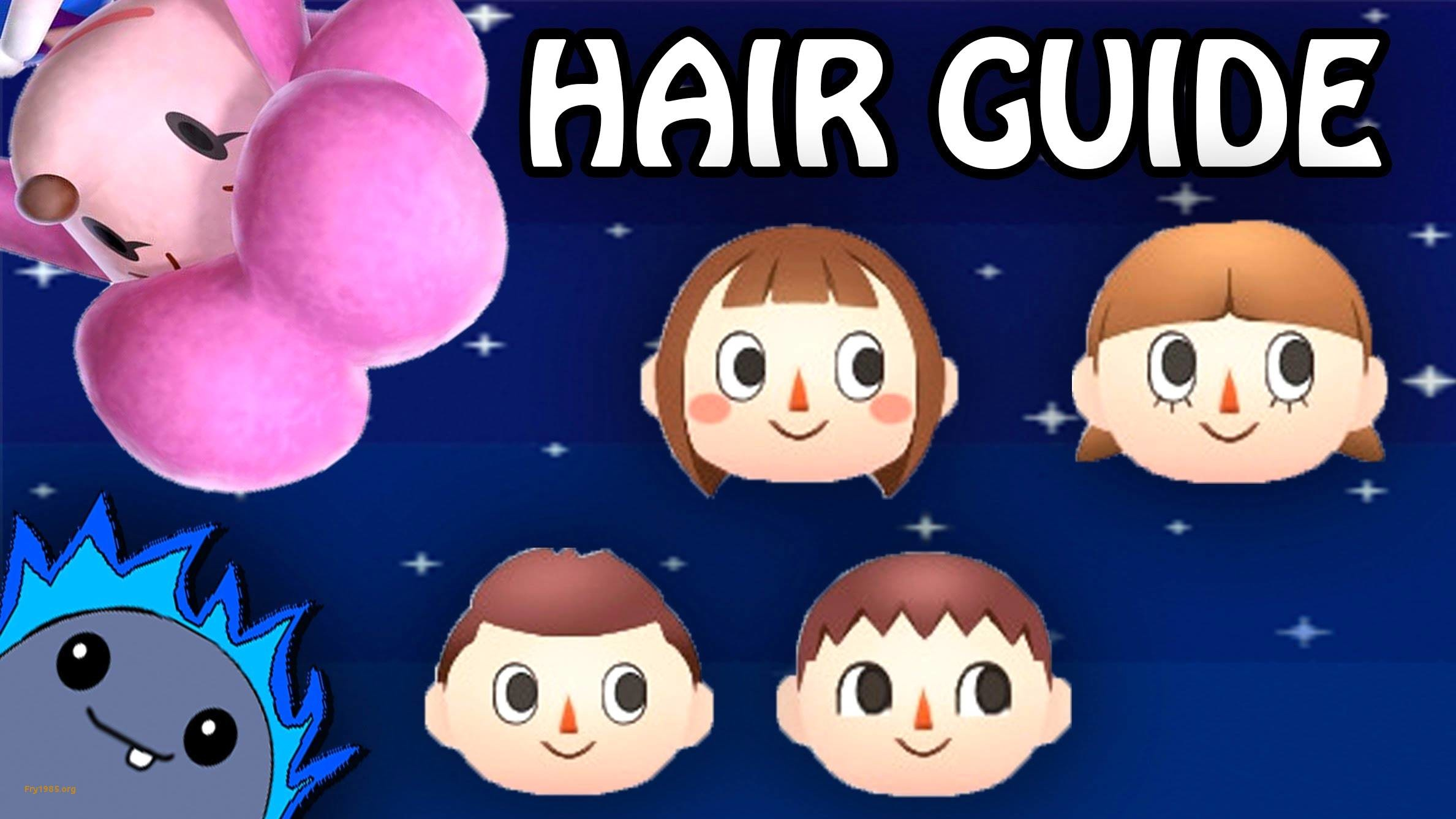 Res: 2377x1337, Animal Crossing New Leaf Qr Codes Haare Awesome Hair Guide Animal Crossing  New Leaf