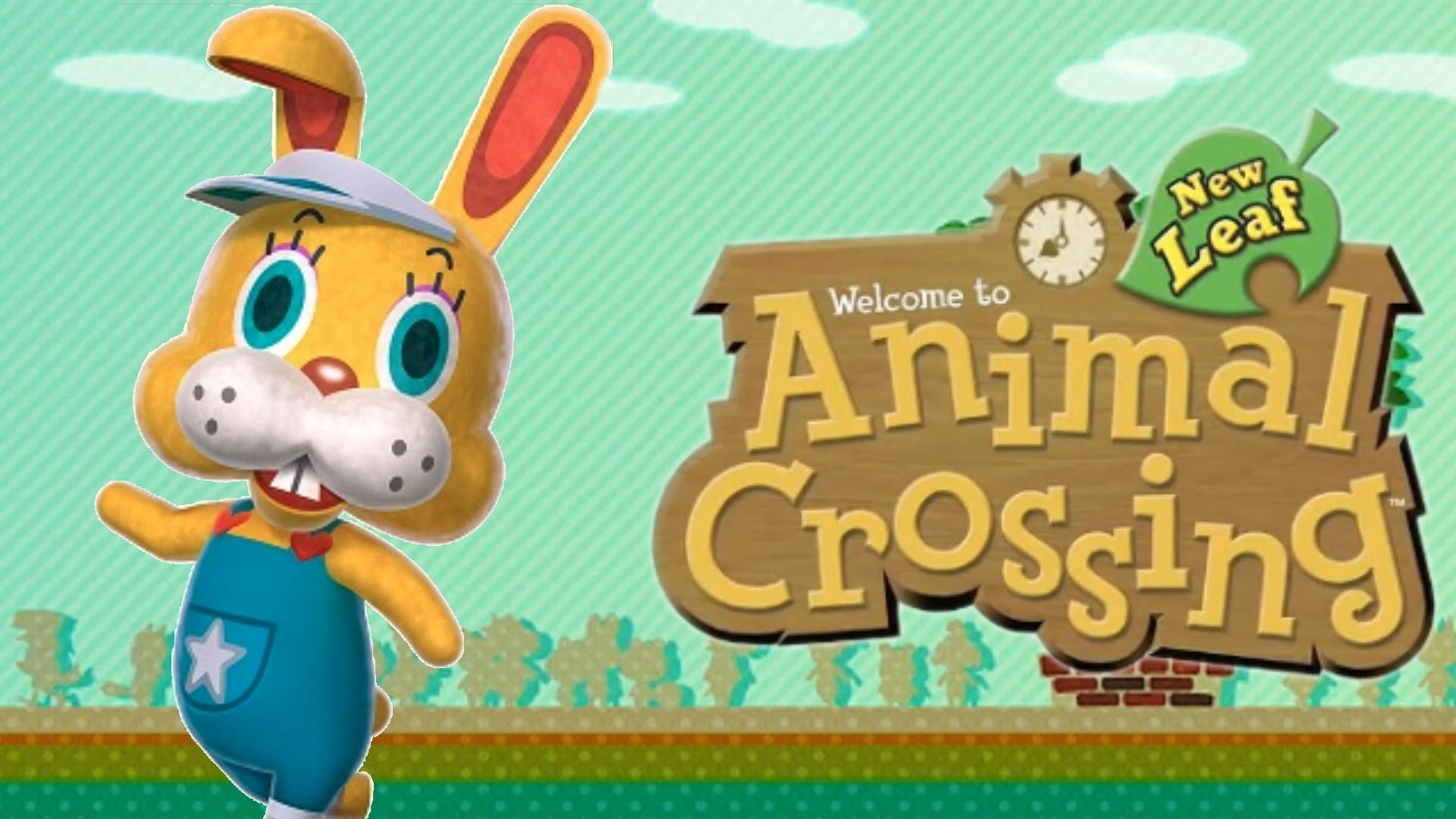 Res: 1920x1080, (Animal Crossing: New Leaf) - YouTube