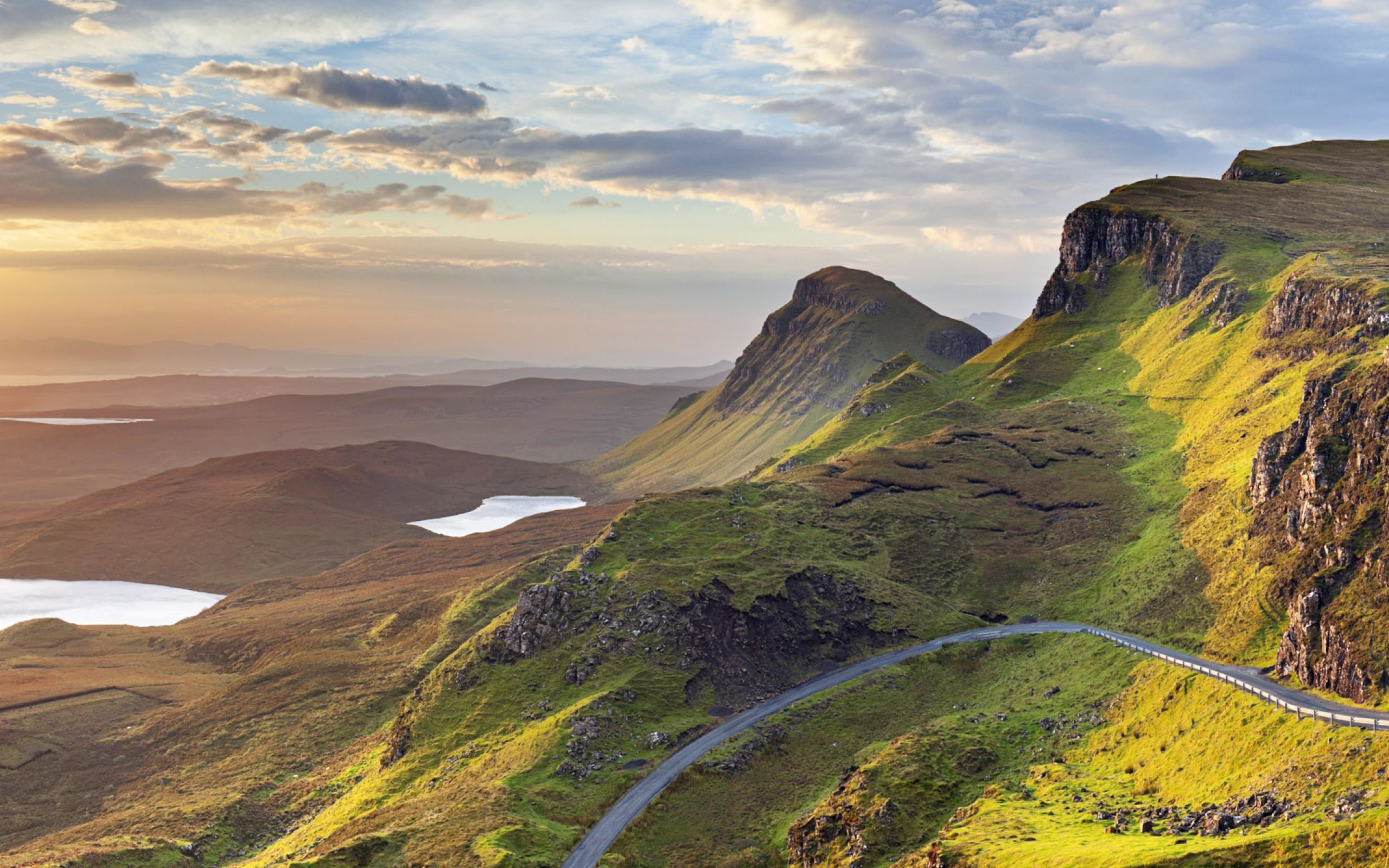Res: 2560x1600, Scottish Landscape Wallpapers | Best Wallpapers