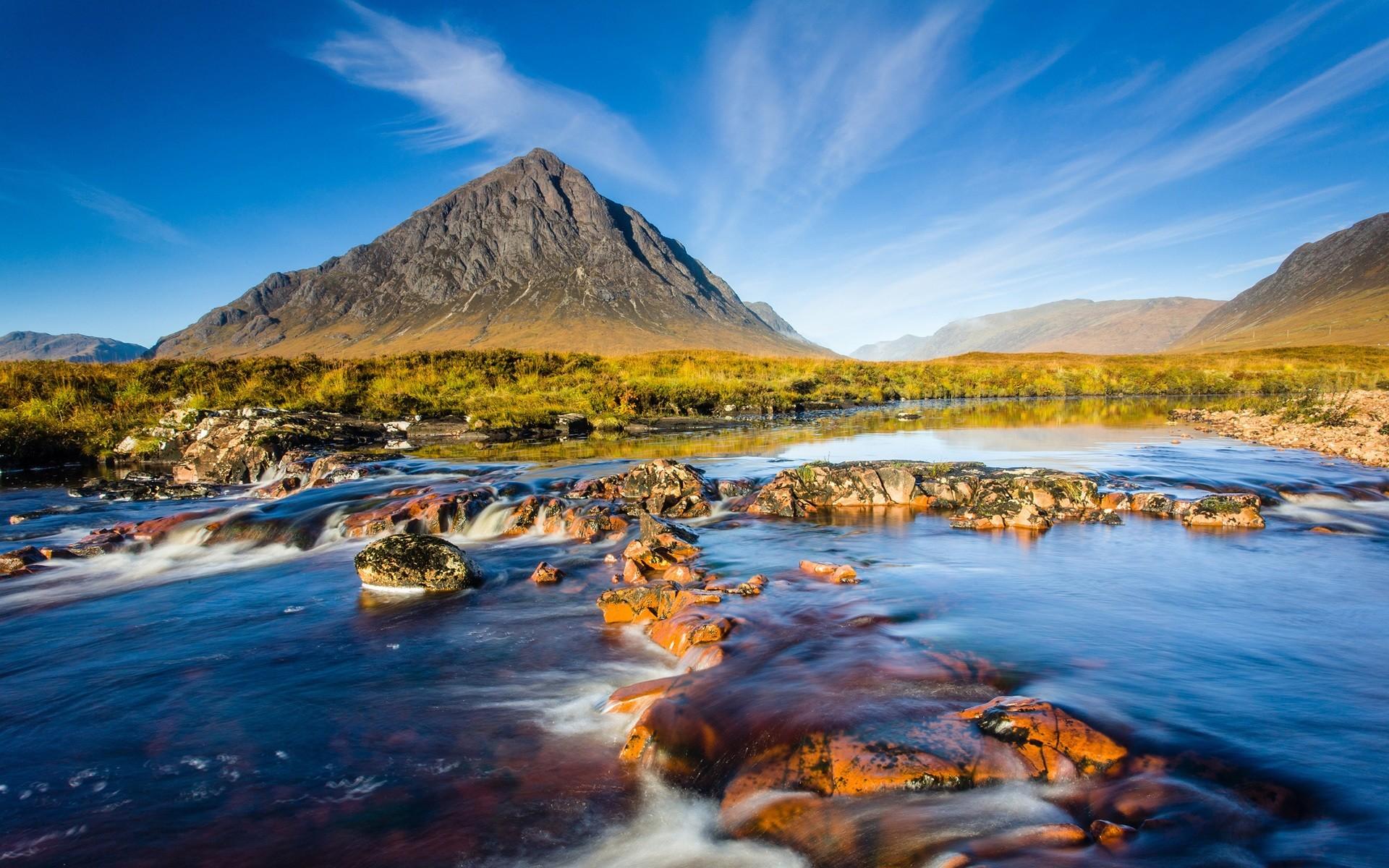 Res: 1920x1200, Free Scottish Landscape Wallpaper