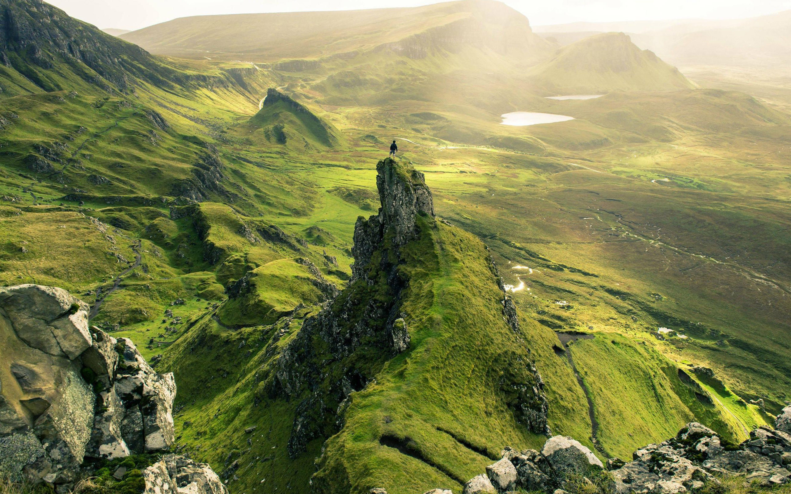 Res: 2560x1600, Quiraing, Scotland wallpaper