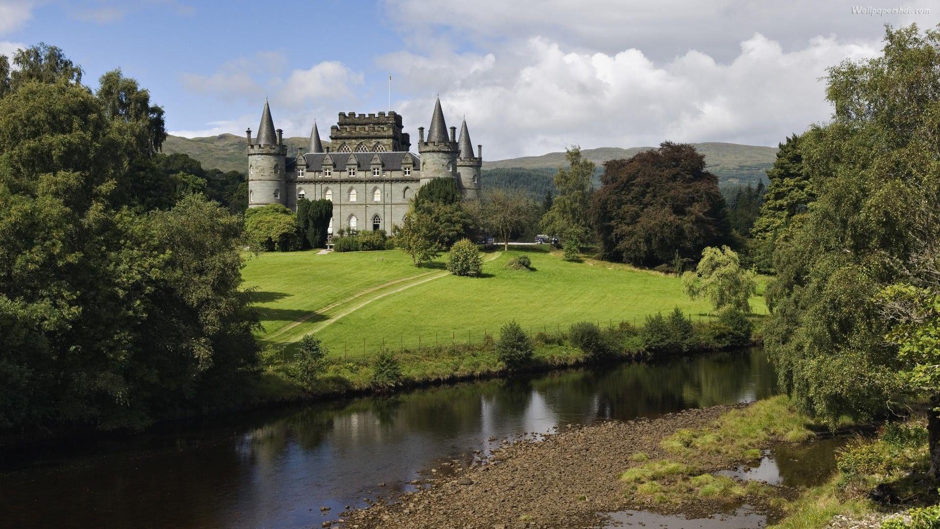 Res: 1920x1080, Image detail for -Wallpaper, castle, scotland, wallpapers, widescreen,  original - 573116