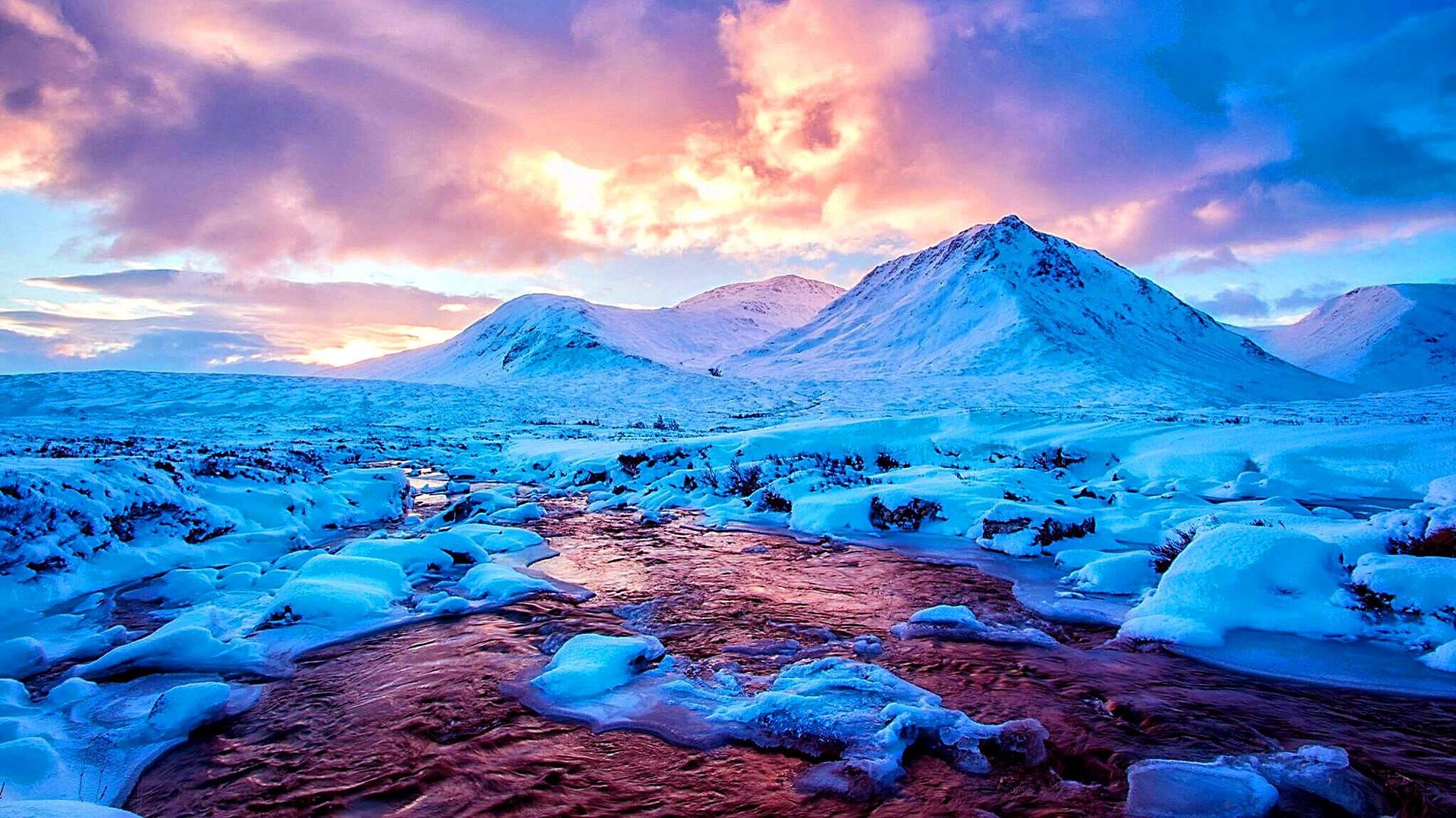 Res: 1920x1080, Highlands Of Scotland In Winter Wallpaper | Wallpaper Studio 10 | Tens of  thousands HD and UltraHD wallpapers for Android, Windows and Xbox