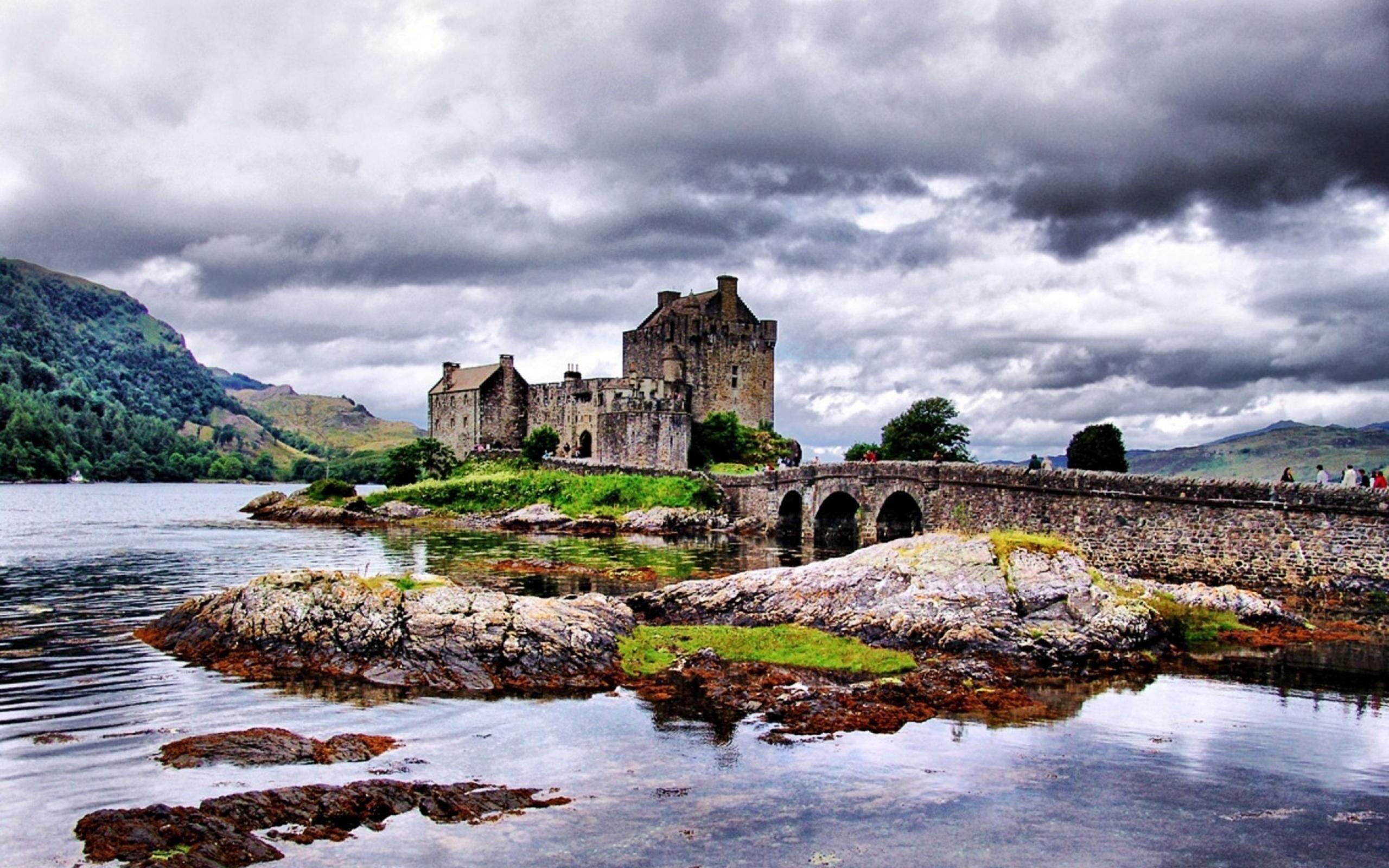 Res: 2560x1600, ... Scotland Wallpaper Full size