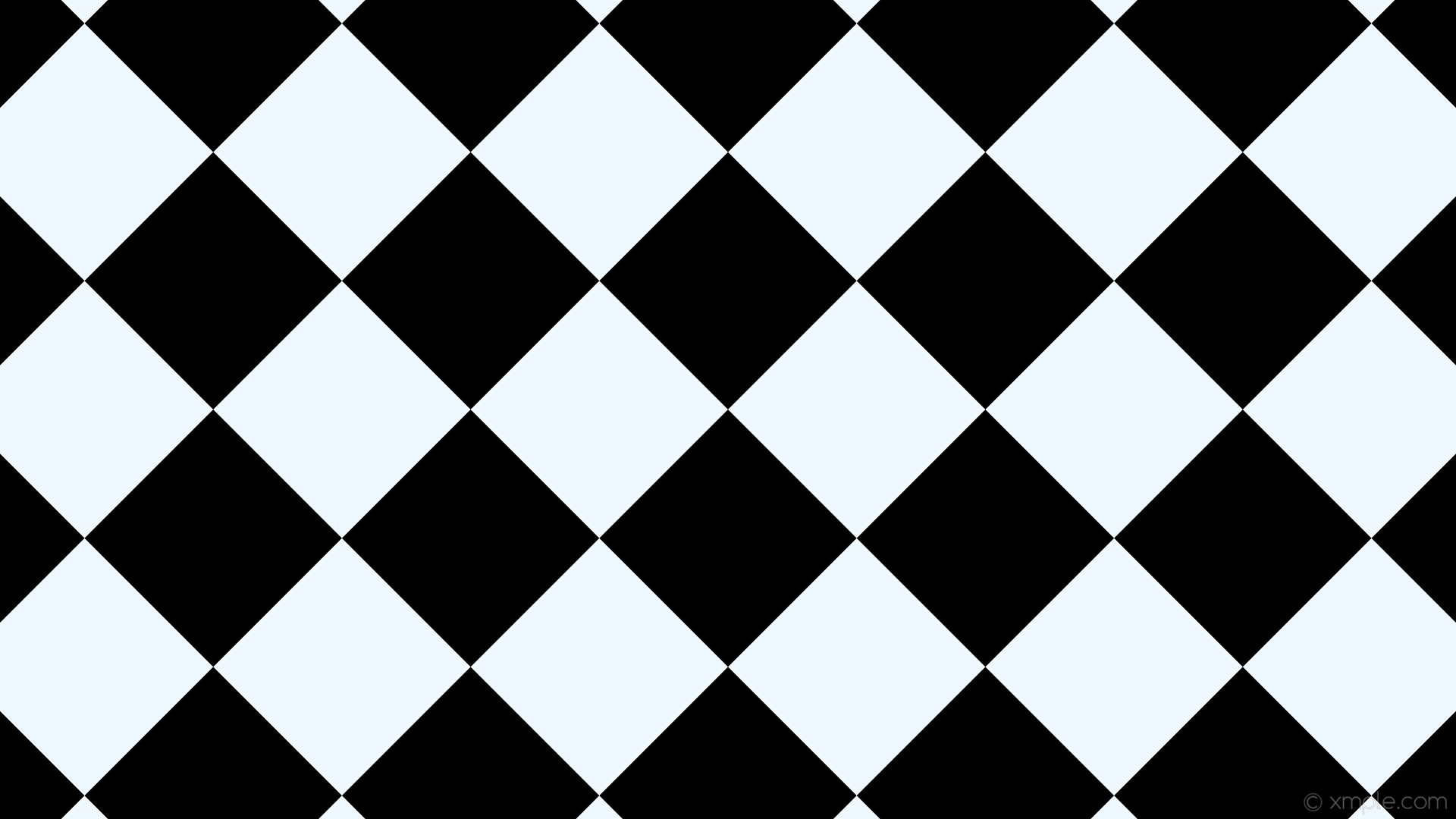 Res: 1920x1080, wallpaper checkered black white squares alice blue #000000 #f0f8ff diagonal  315° 240px