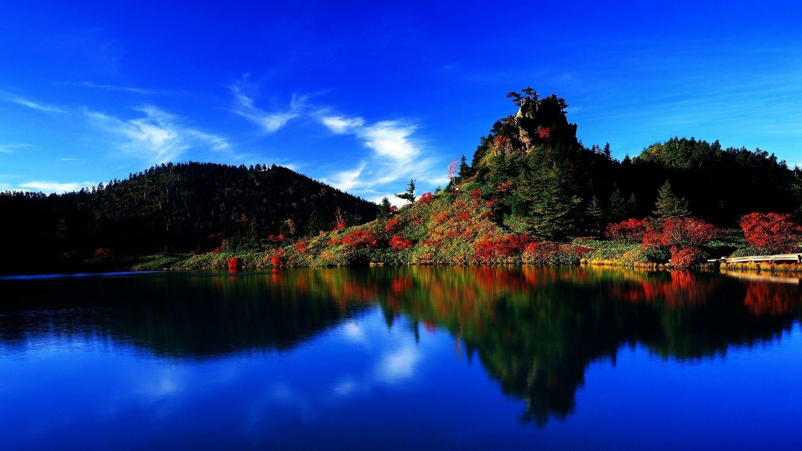 Res: 2560x1440, Download Wallpaper  Japan, Sky, Beautiful, Scenery Mac .