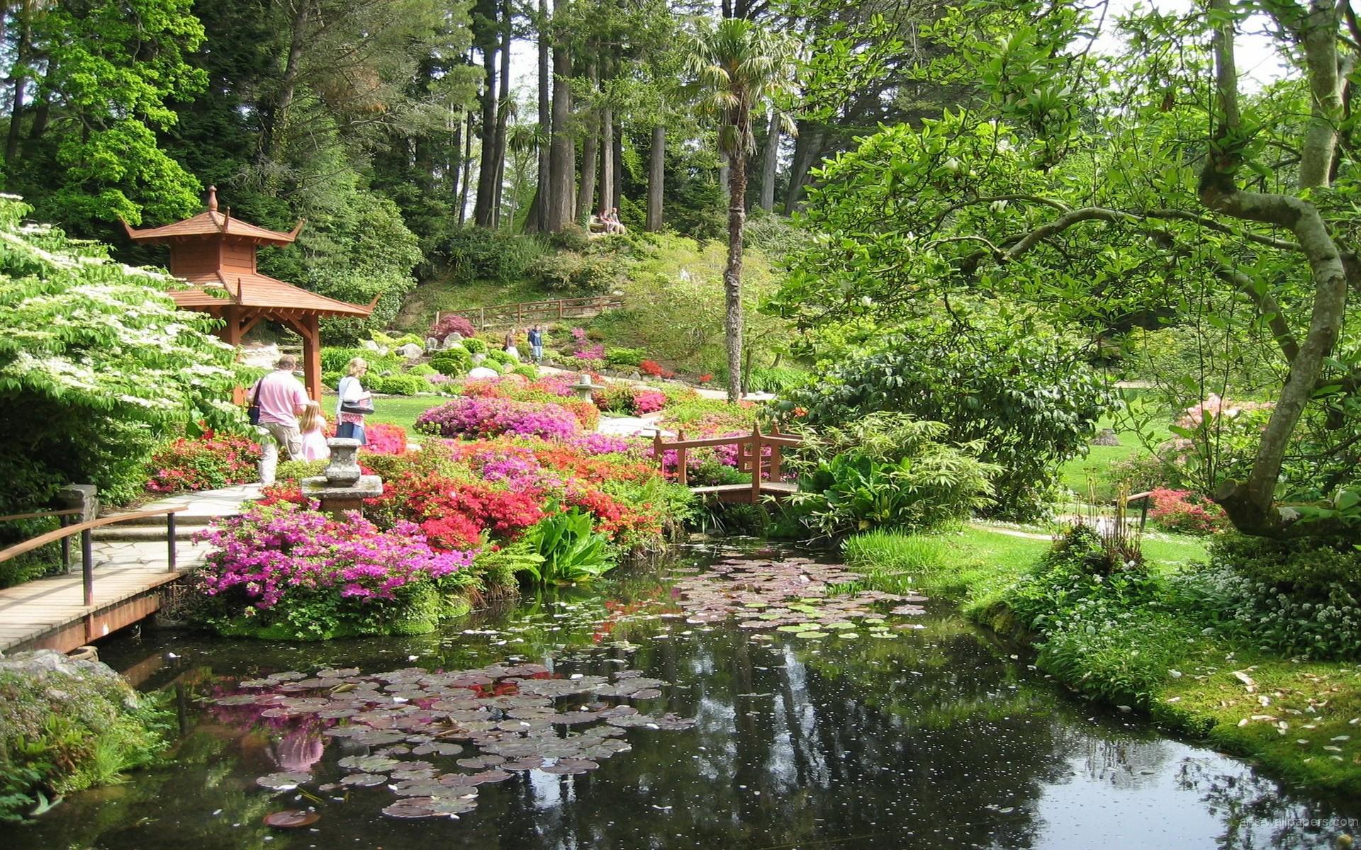 Res: 1920x1200, Japanese Garden Landscape Pictures Photograph 27217 Japane