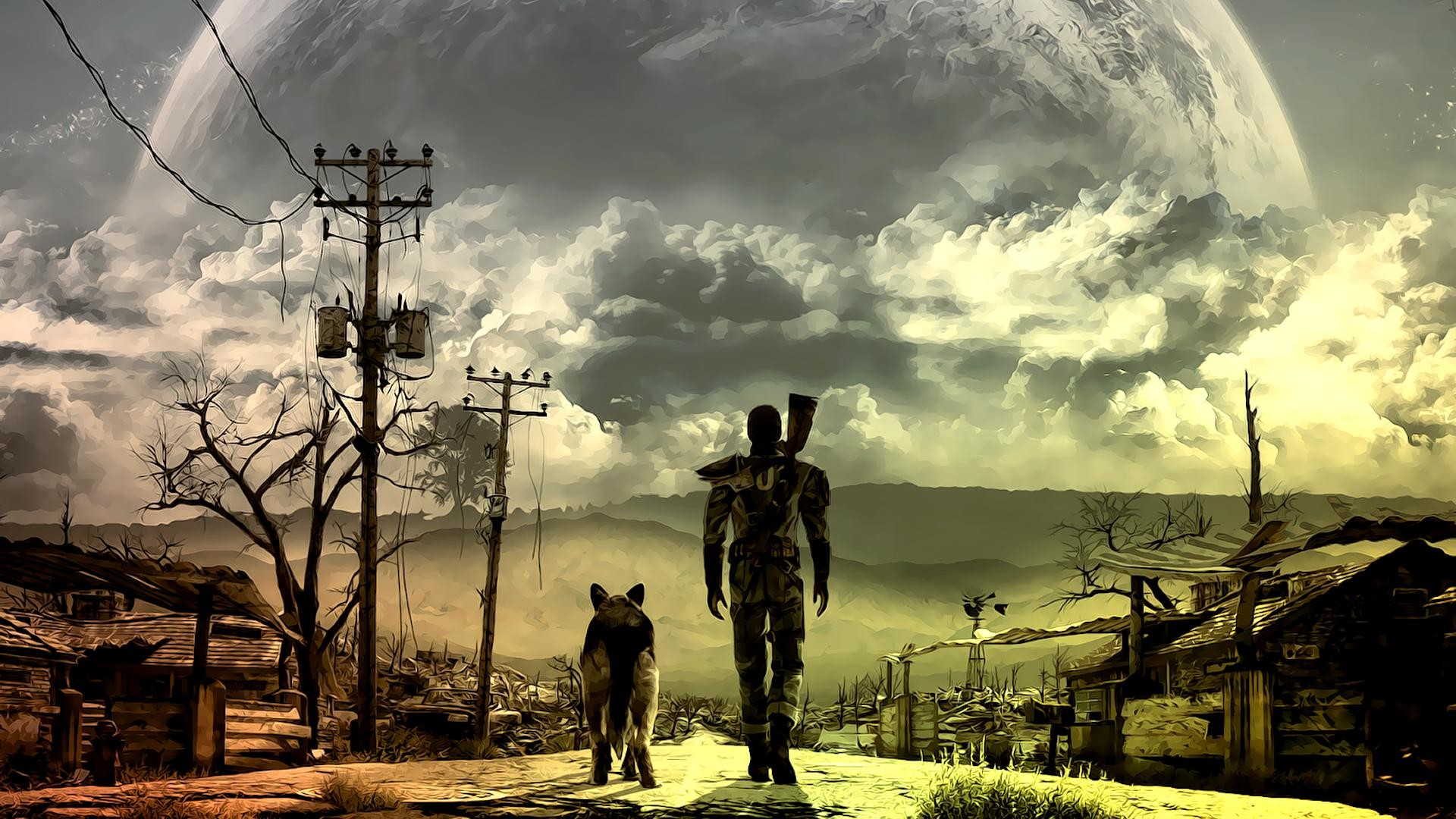 Res: 1920x1080, fallout wallpapers ()
