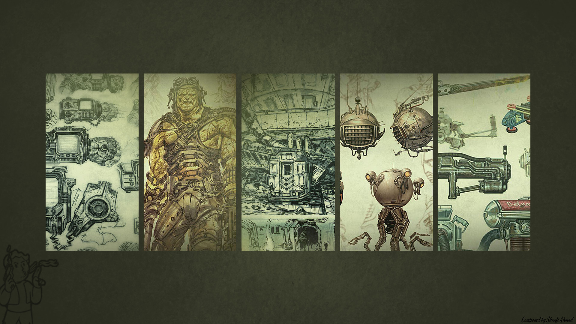 Res: 1920x1080, HD Fallout Wallpapers and Photos,  | By Florinda Langford