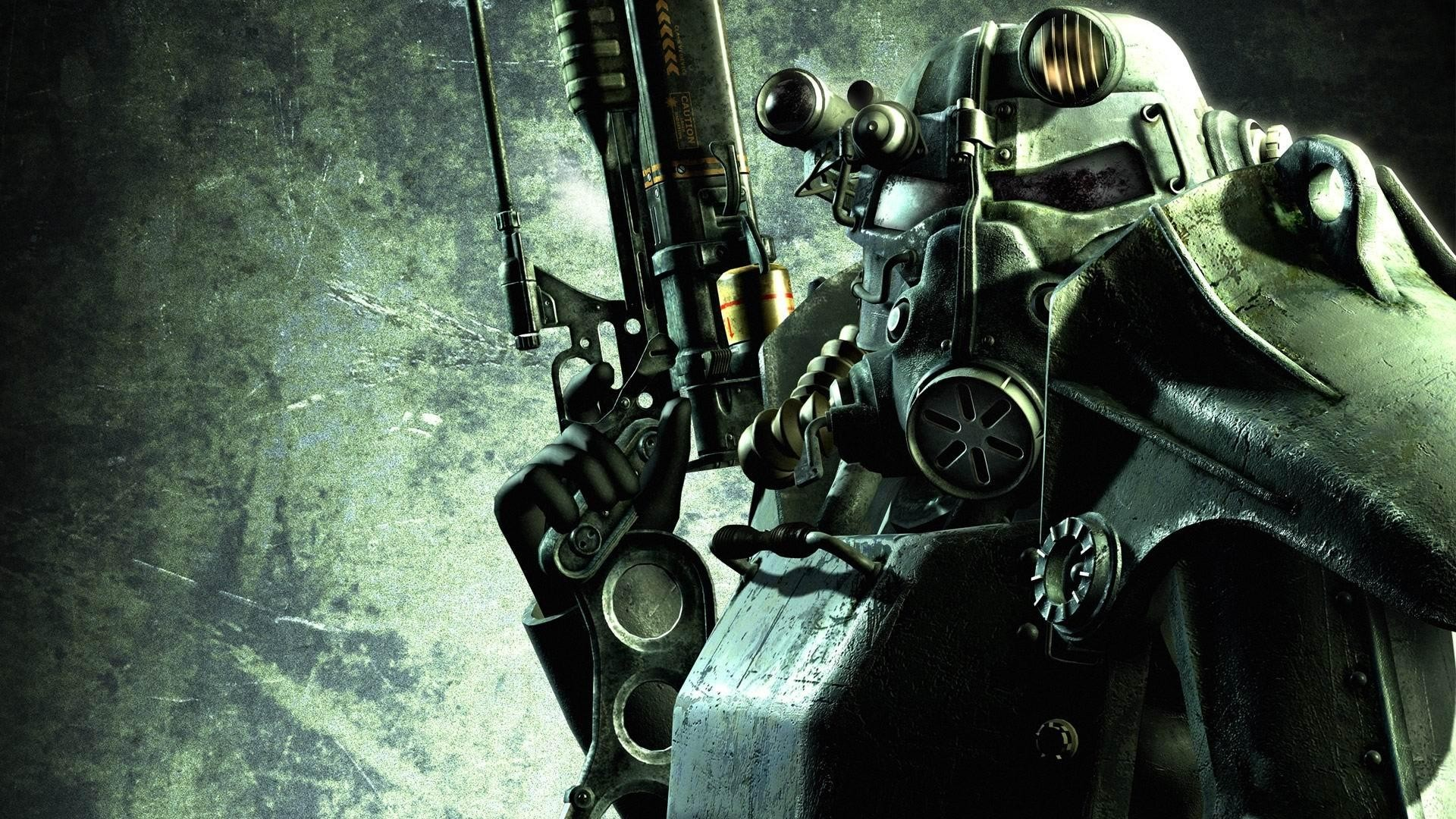 Res: 1920x1080, Get the latest fallout, gun, soldier news, pictures and videos and learn  all about fallout, gun, soldier from wallpapers4u.org, your wallpaper news  source.