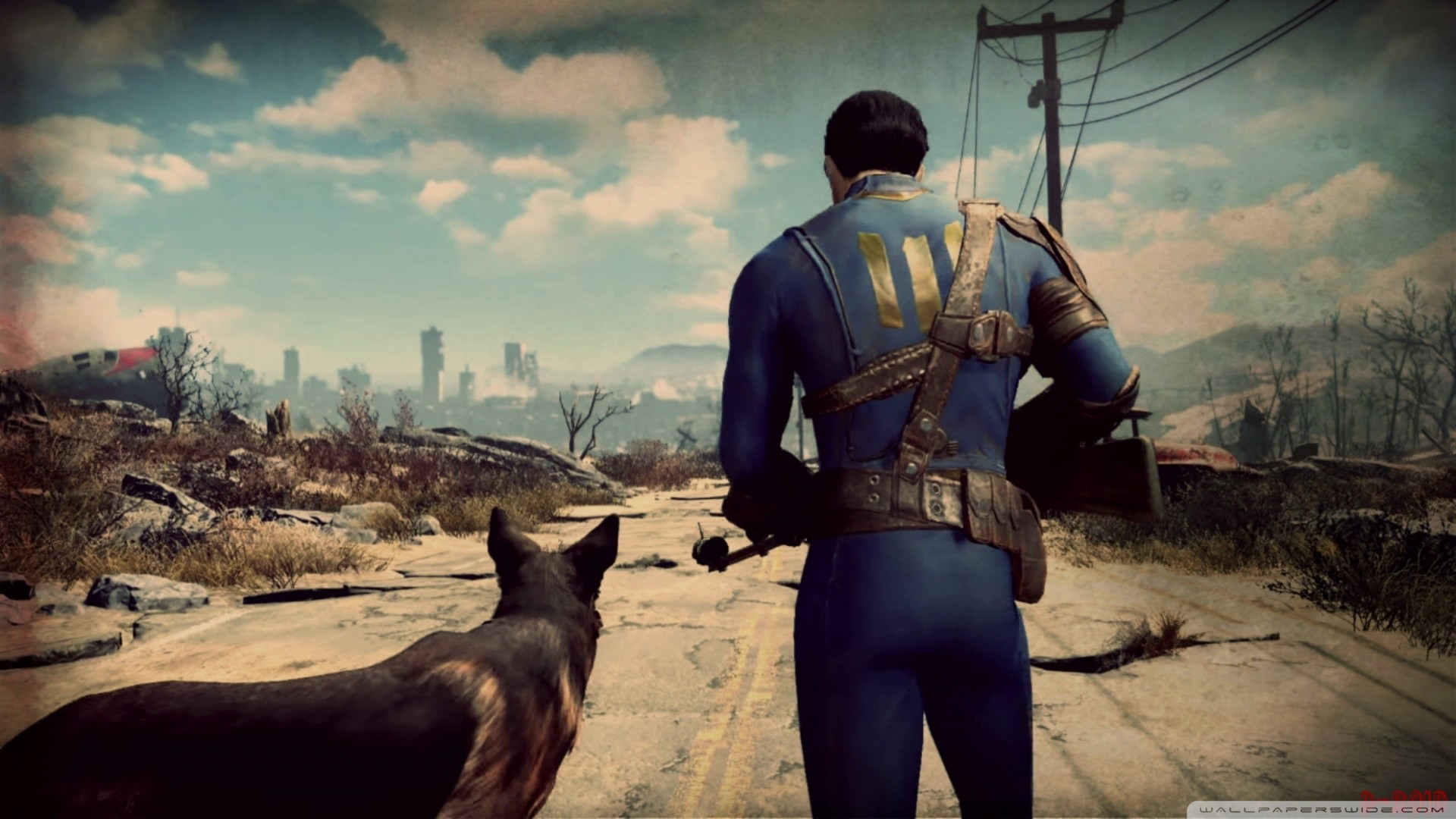 Res: 1920x1080, 32 - 34 Fallout Wallpapers For Your Leisure