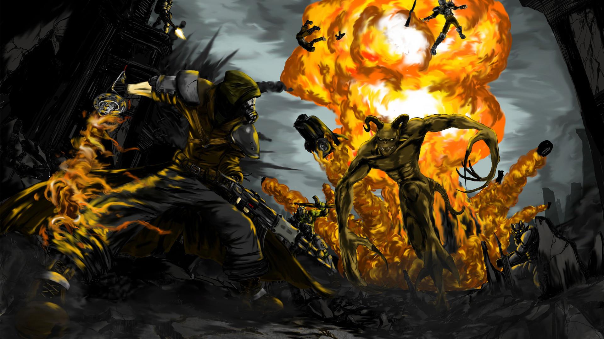 Res: 1920x1080, Fallout Wallpaper Dump