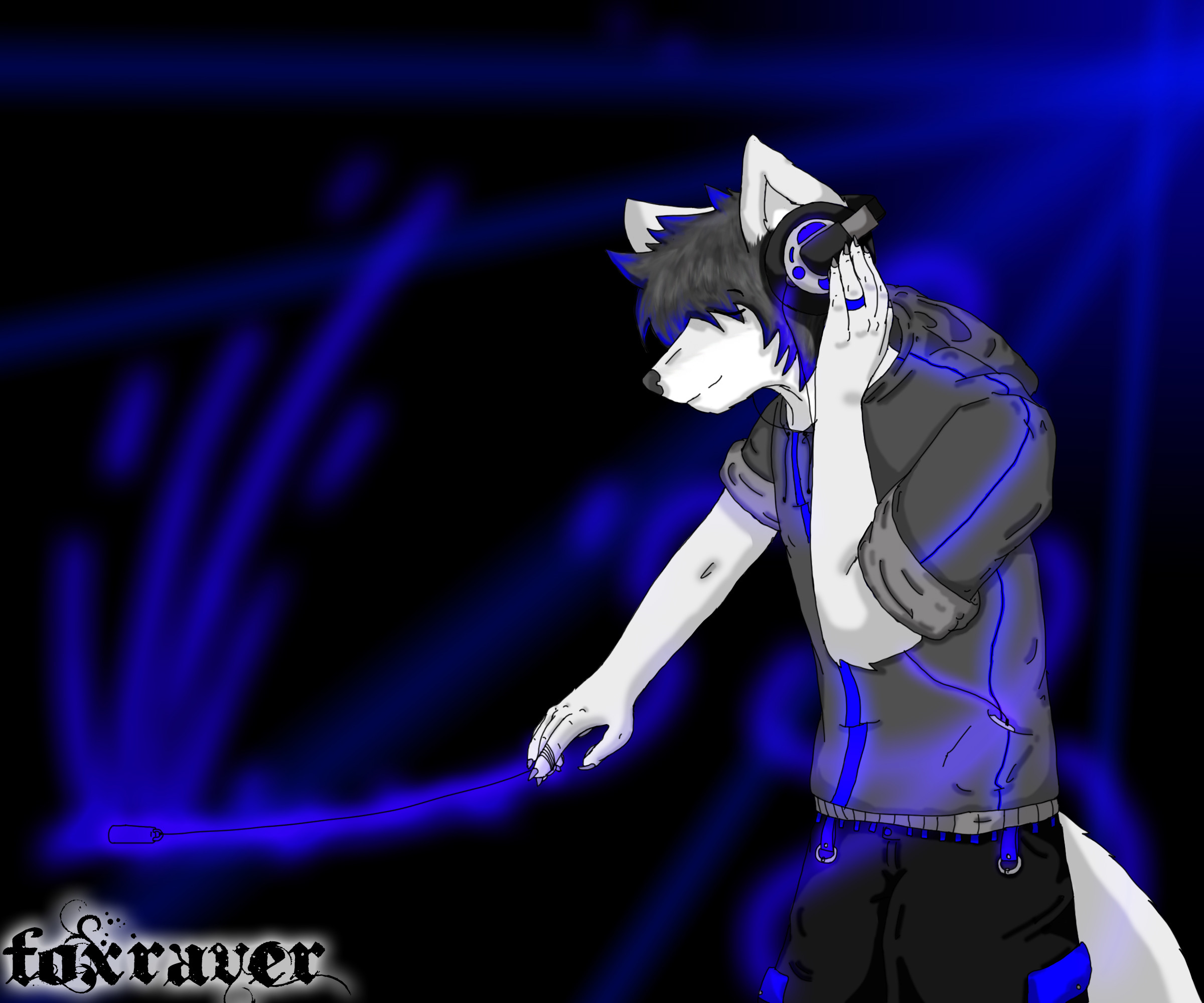 Res: 2400x2000, 0 Furry Rave Wallpaper Furry Rave Wolf by FoxRaver on DeviantA