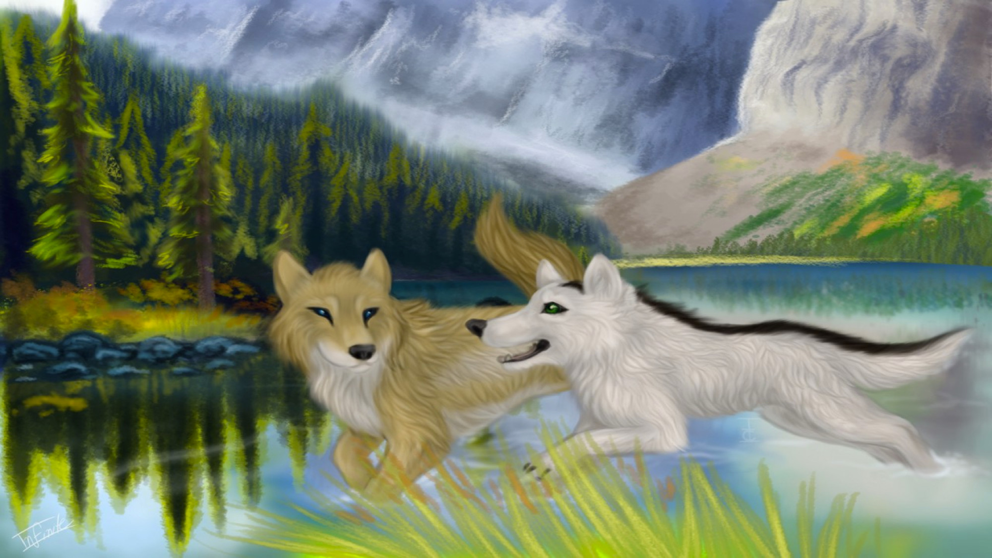 Res: 2000x1125, Furries images Furry Wallpapers HD wallpaper and background photos