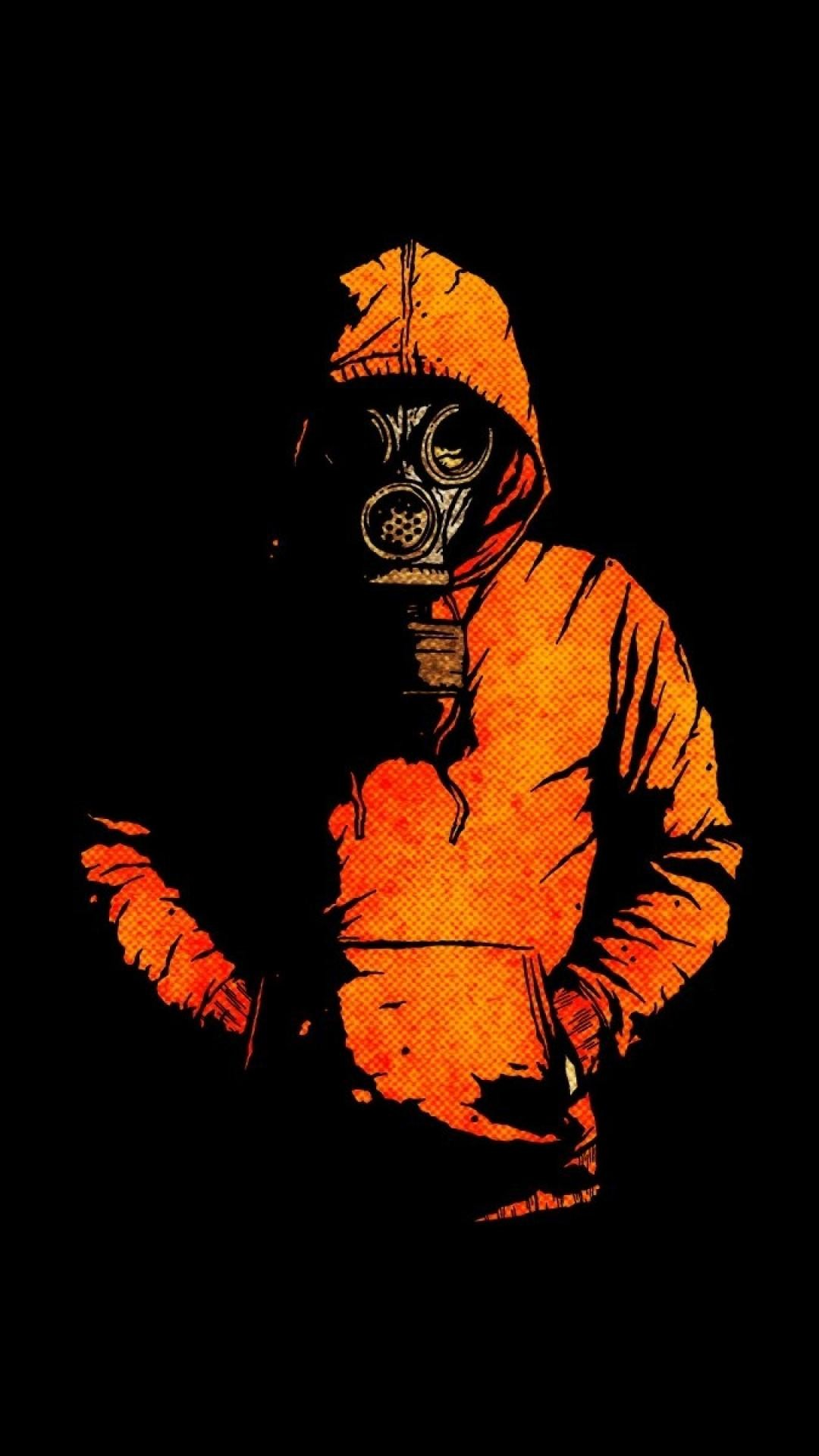Res: 1080x1920, iphone 6 black and orange man cool wallpapers